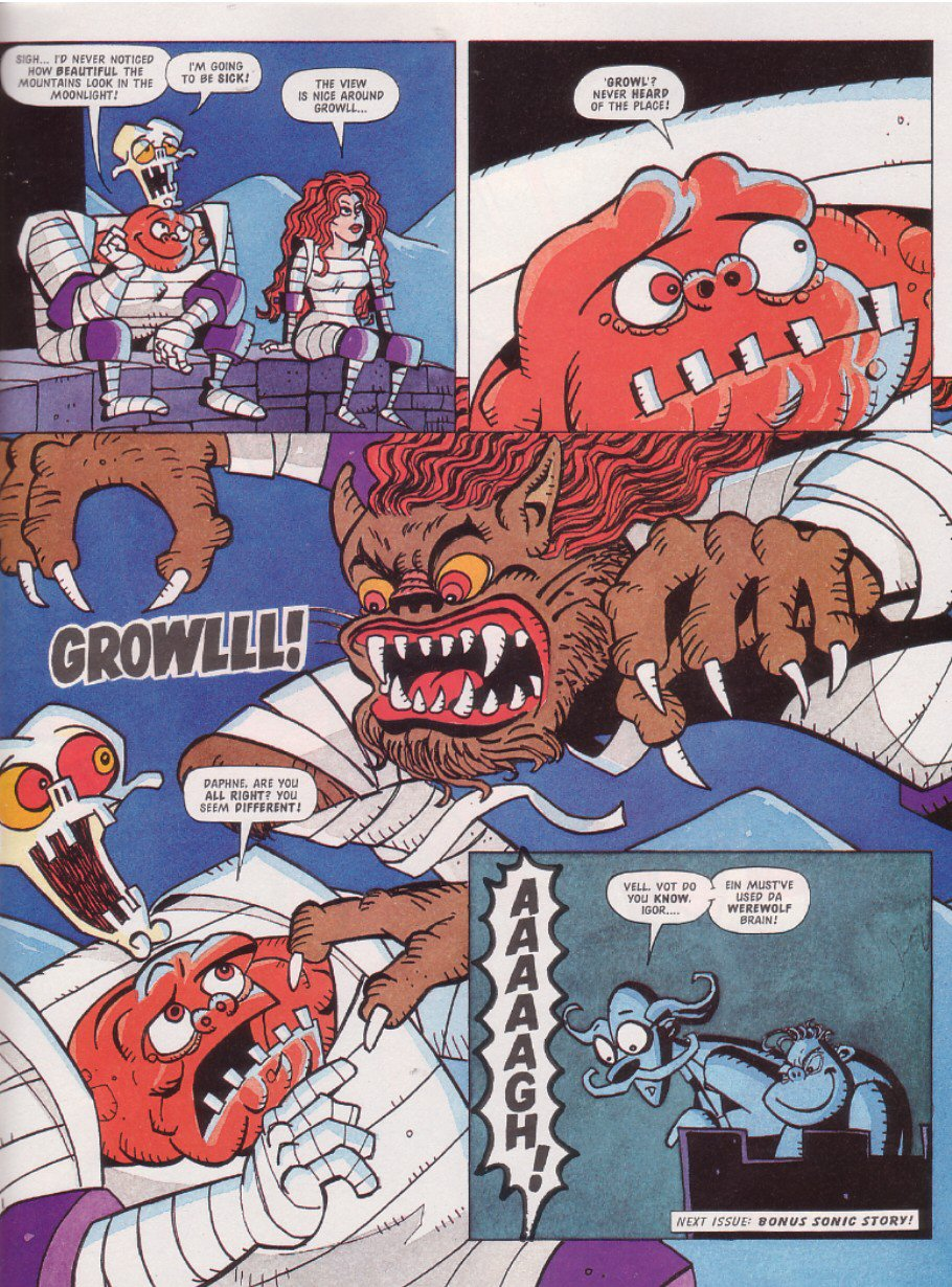 Read online Sonic the Comic comic -  Issue #71 - 16