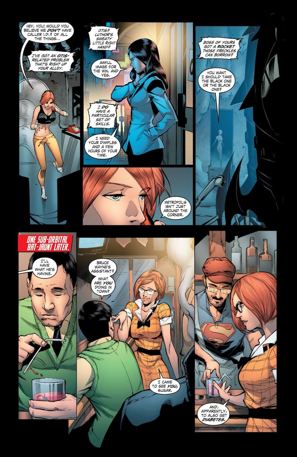 Read online Smallville Season 11 [II] comic -  Issue # TPB 3 - 93