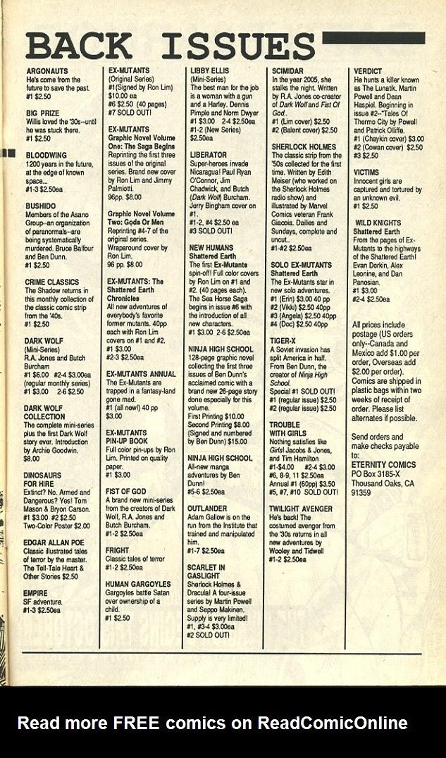 Scimidar (1988) issue 2 - Page 33