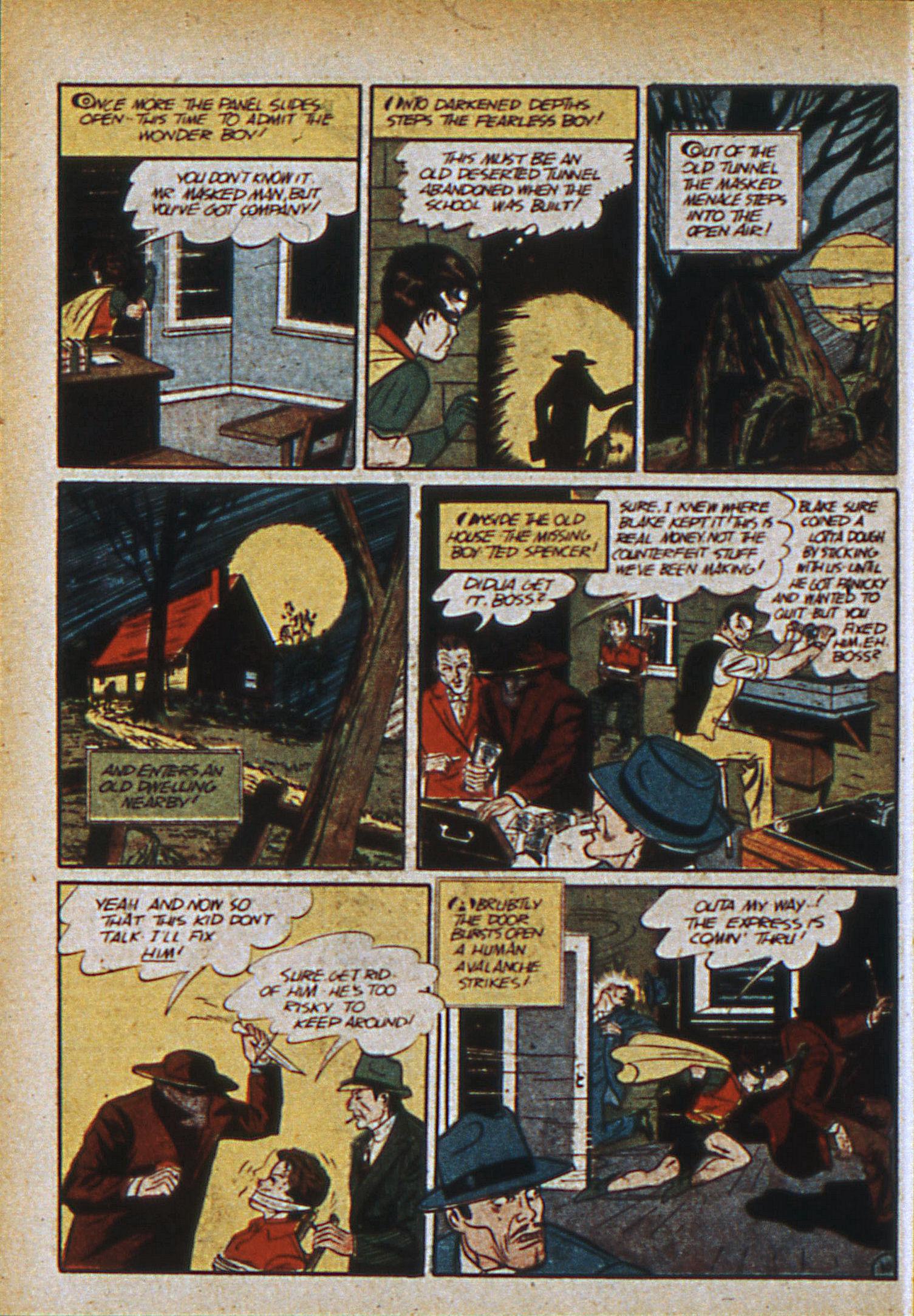 Detective Comics (1937) 41 Page 12