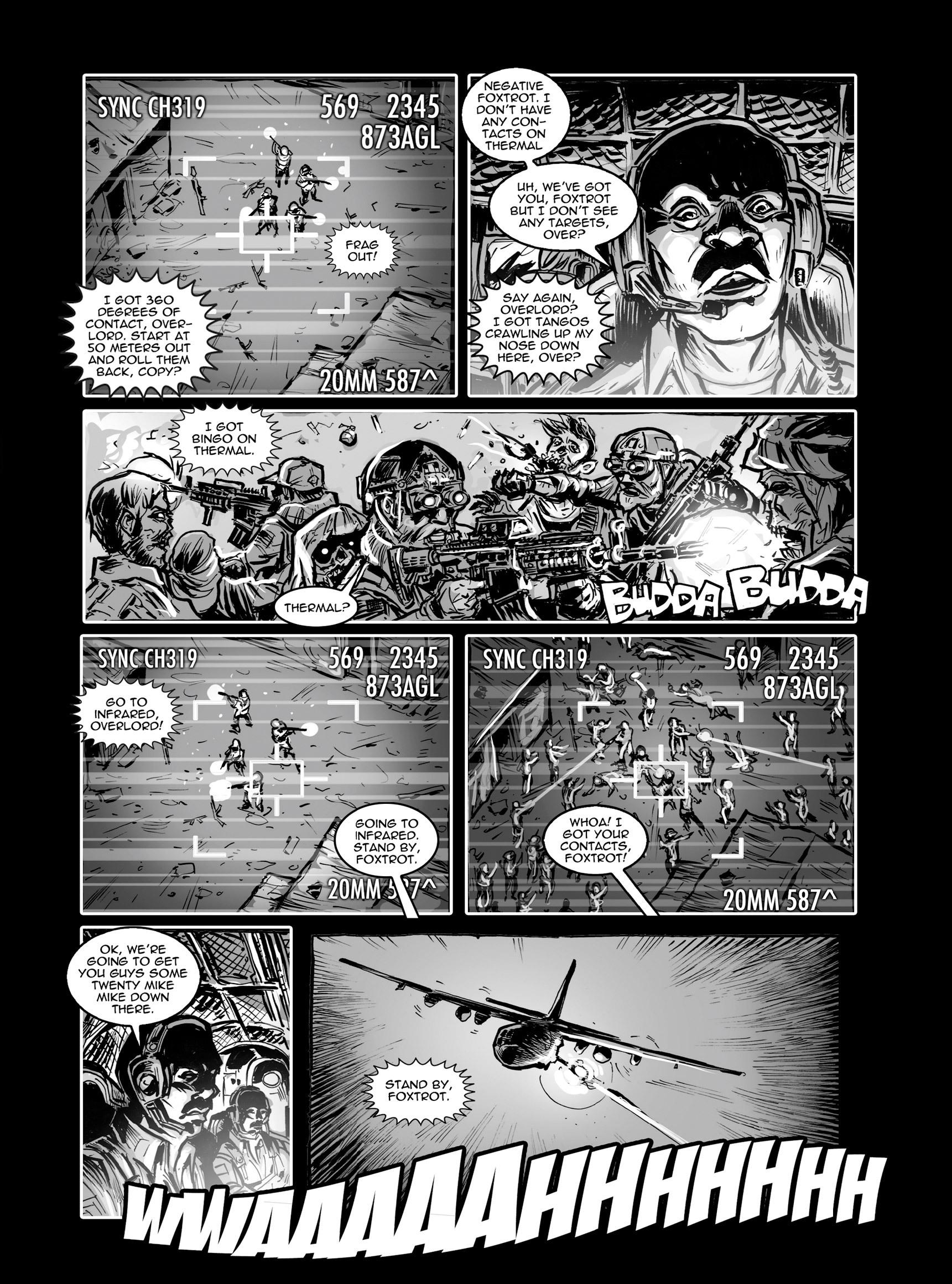 Read online FUBAR comic -  Issue #3 - 371