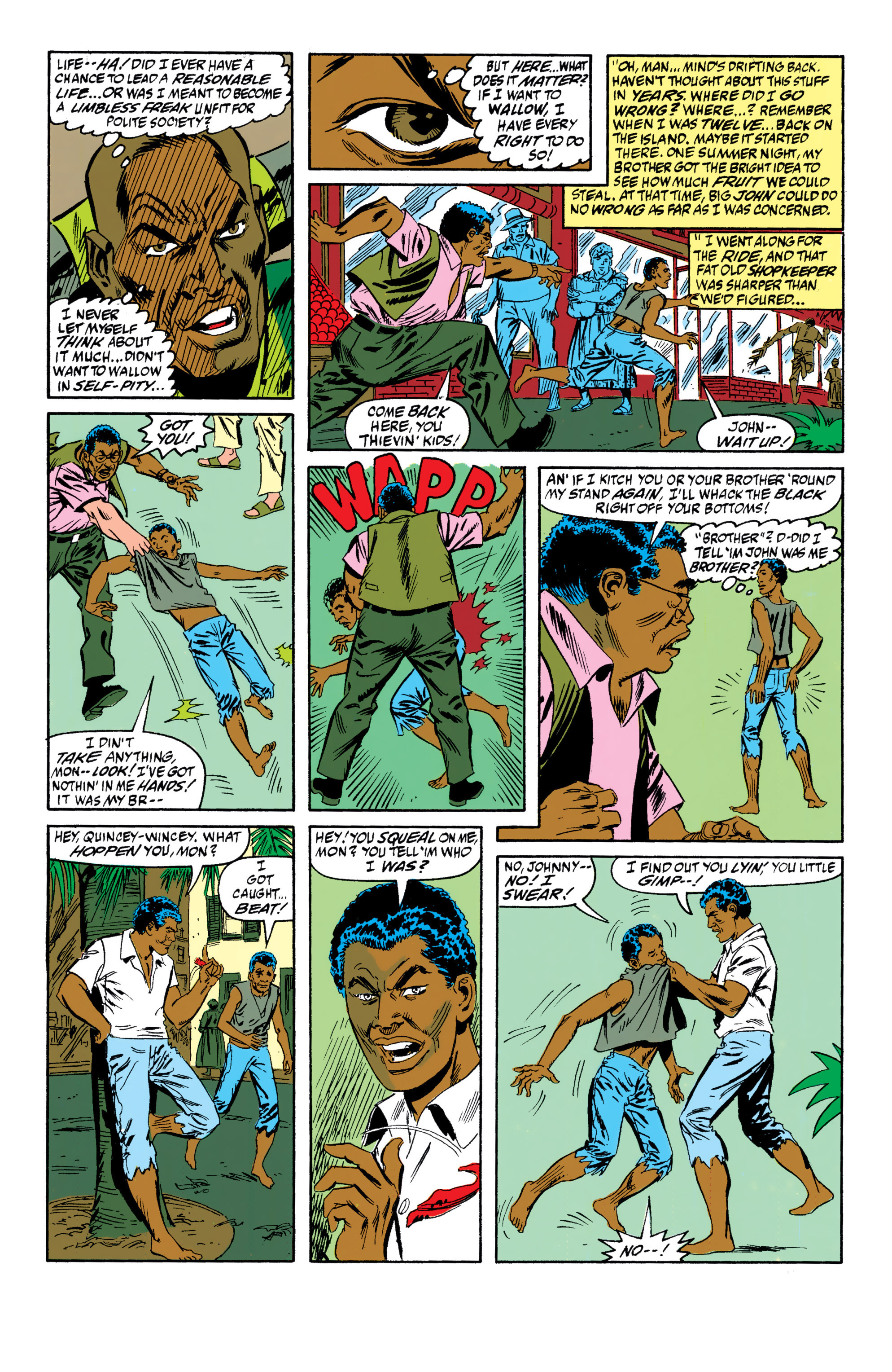 Read online Captain America (1968) comic -  Issue # _Annual 10 - 31