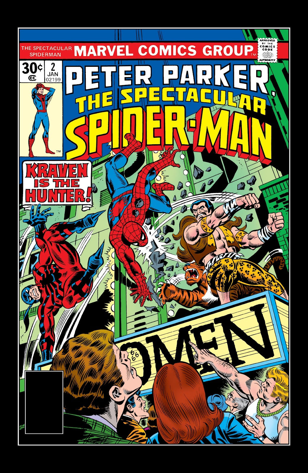 Read online Marvel Masterworks: The Spectacular Spider-Man comic -  Issue # TPB (Part 1) - 26