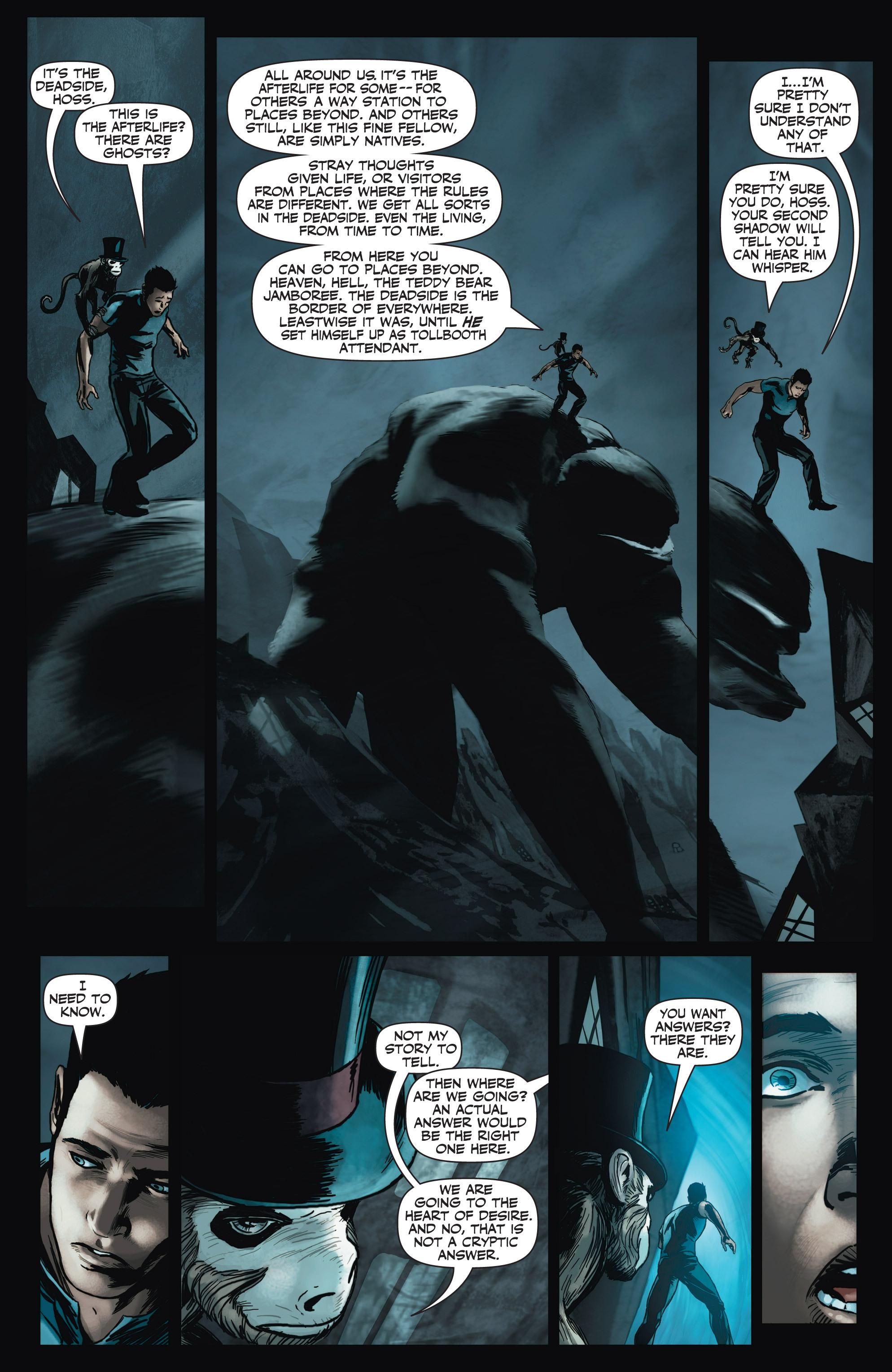 Read online Shadowman (2012) comic -  Issue #3 - 16