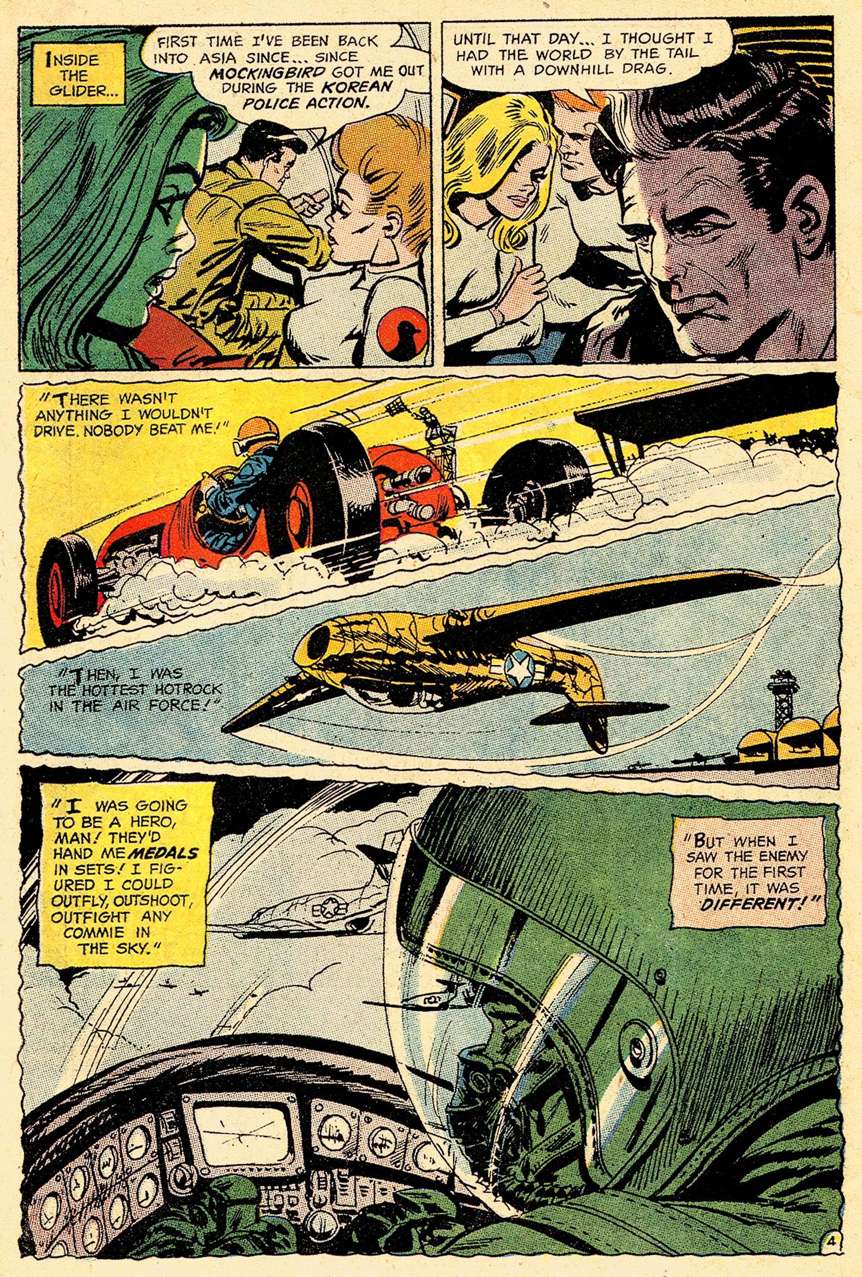 Read online Secret Six (1968) comic -  Issue #4 - 6