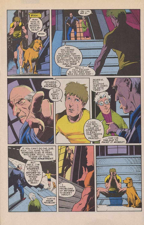 Read online Sleepwalker comic -  Issue #12 - 13
