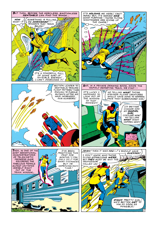 Read online Uncanny X-Men (1963) comic -  Issue #14 - 18