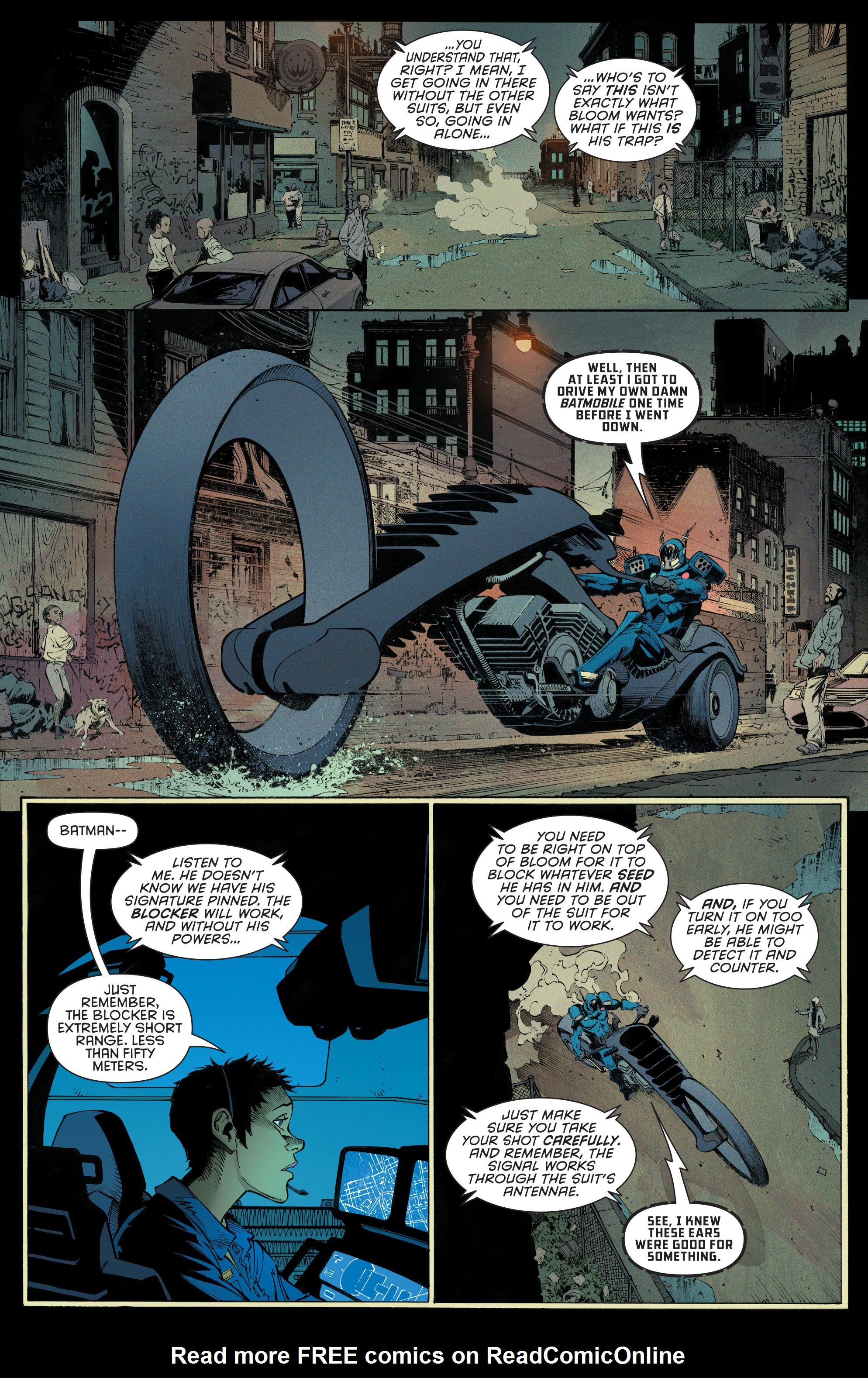 Read online Batman (2011) comic -  Issue # _TPB 9 - 24