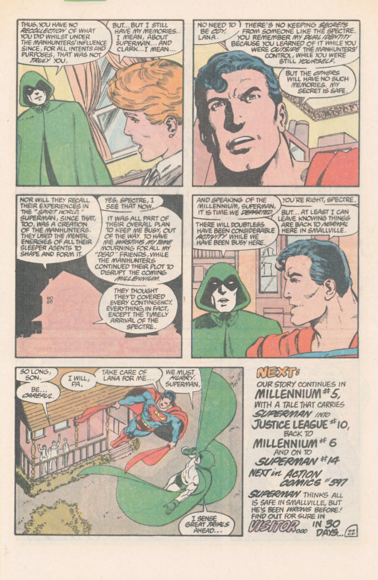 Read online Action Comics (1938) comic -  Issue #596 - 31