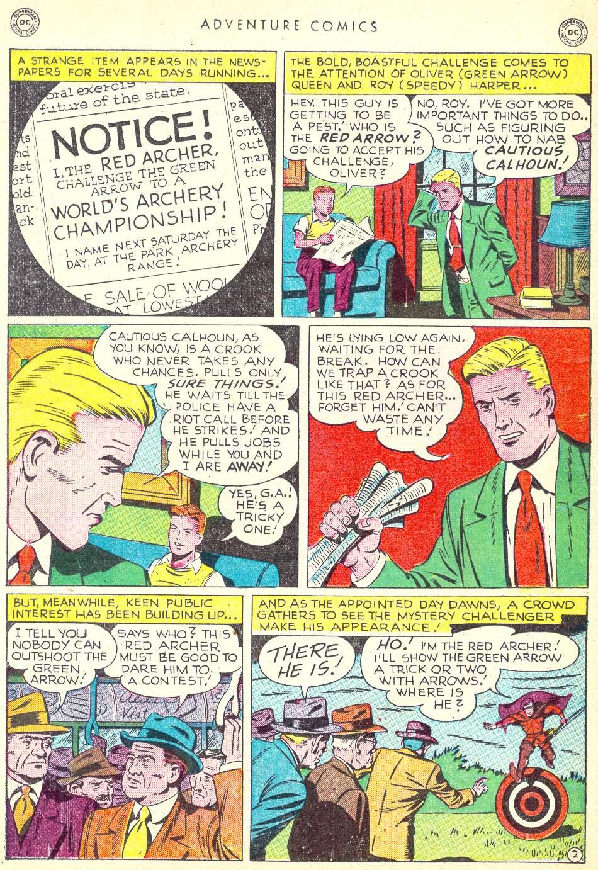 Read online Adventure Comics (1938) comic -  Issue #146 - 24