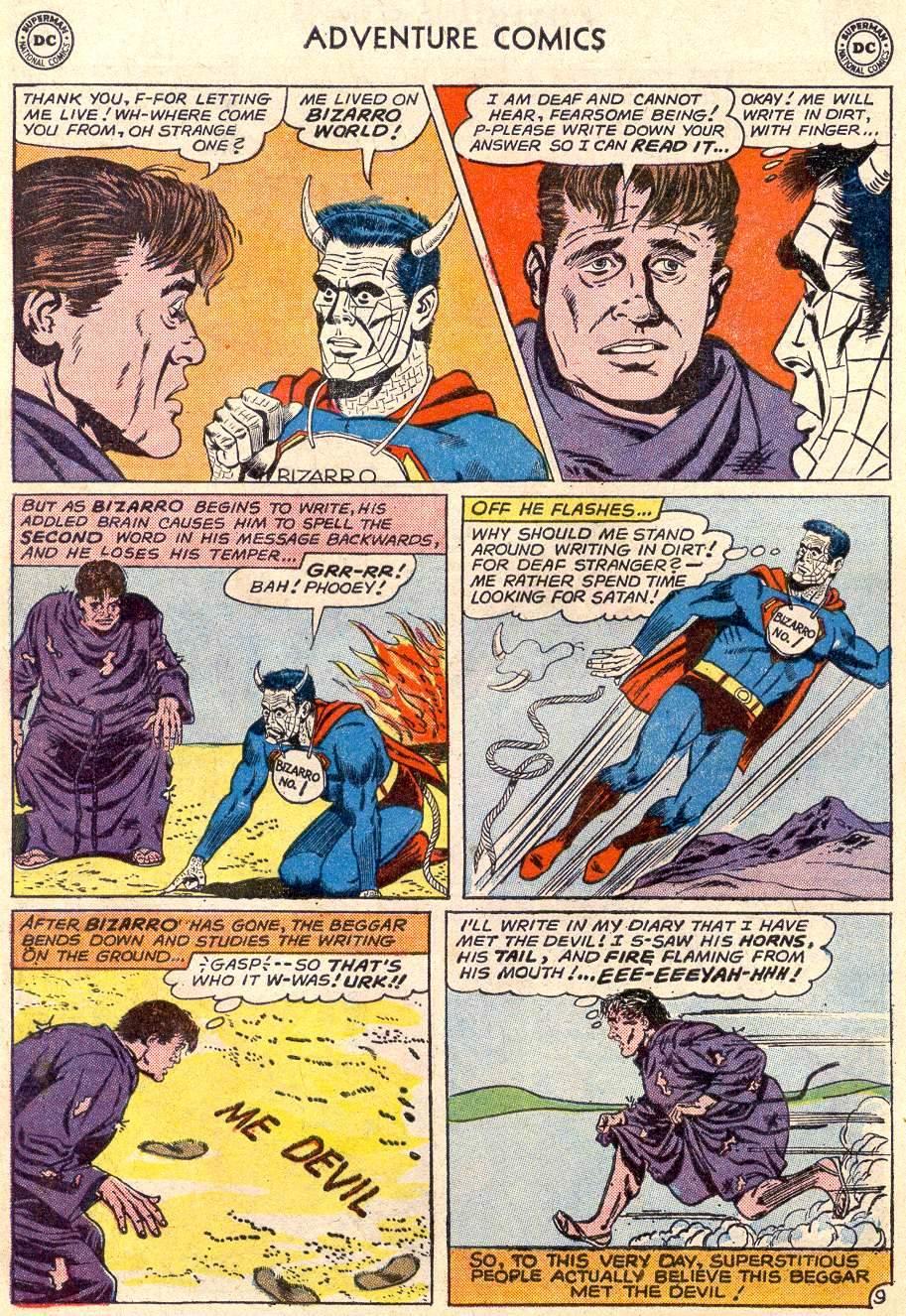 Read online Adventure Comics (1938) comic -  Issue #289 - 28
