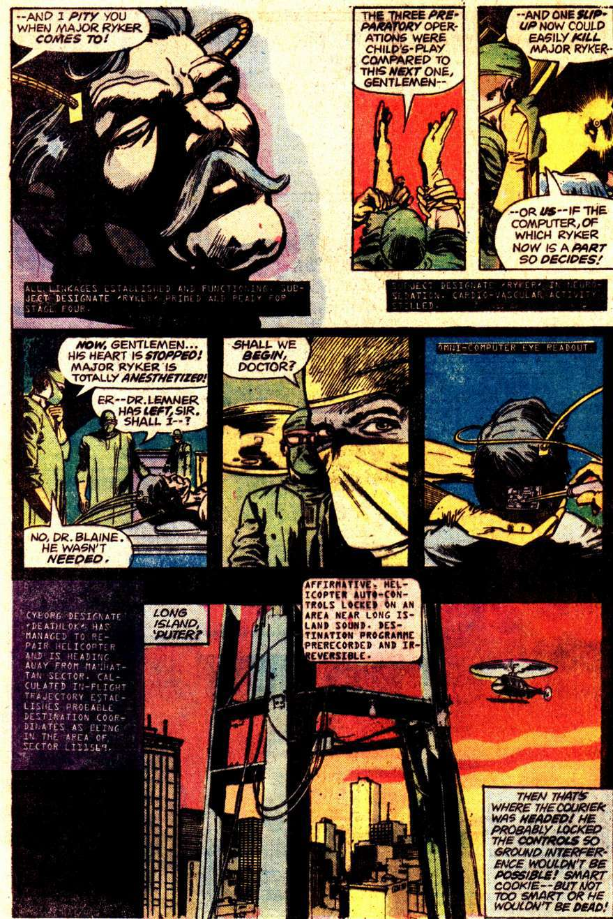 Read online Astonishing Tales (1970) comic -  Issue #33 - 6