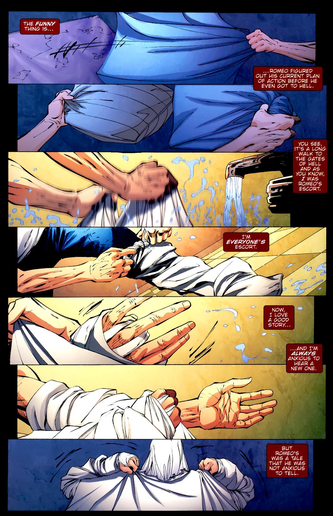 Read online Dead Romeo comic -  Issue #4 - 3