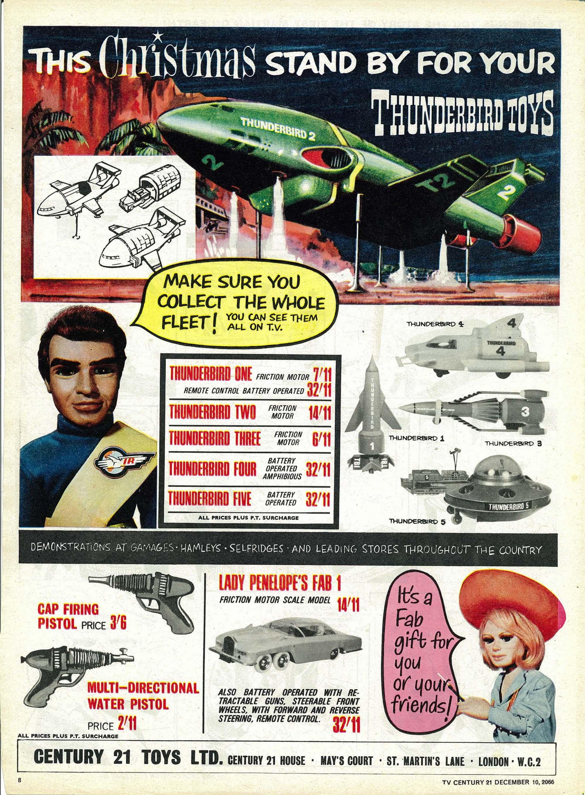 Read online TV Century 21 (TV 21) comic -  Issue #99 - 8
