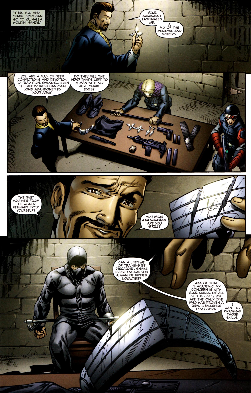Read online G.I. Joe: Snake Eyes comic -  Issue #3 - 8