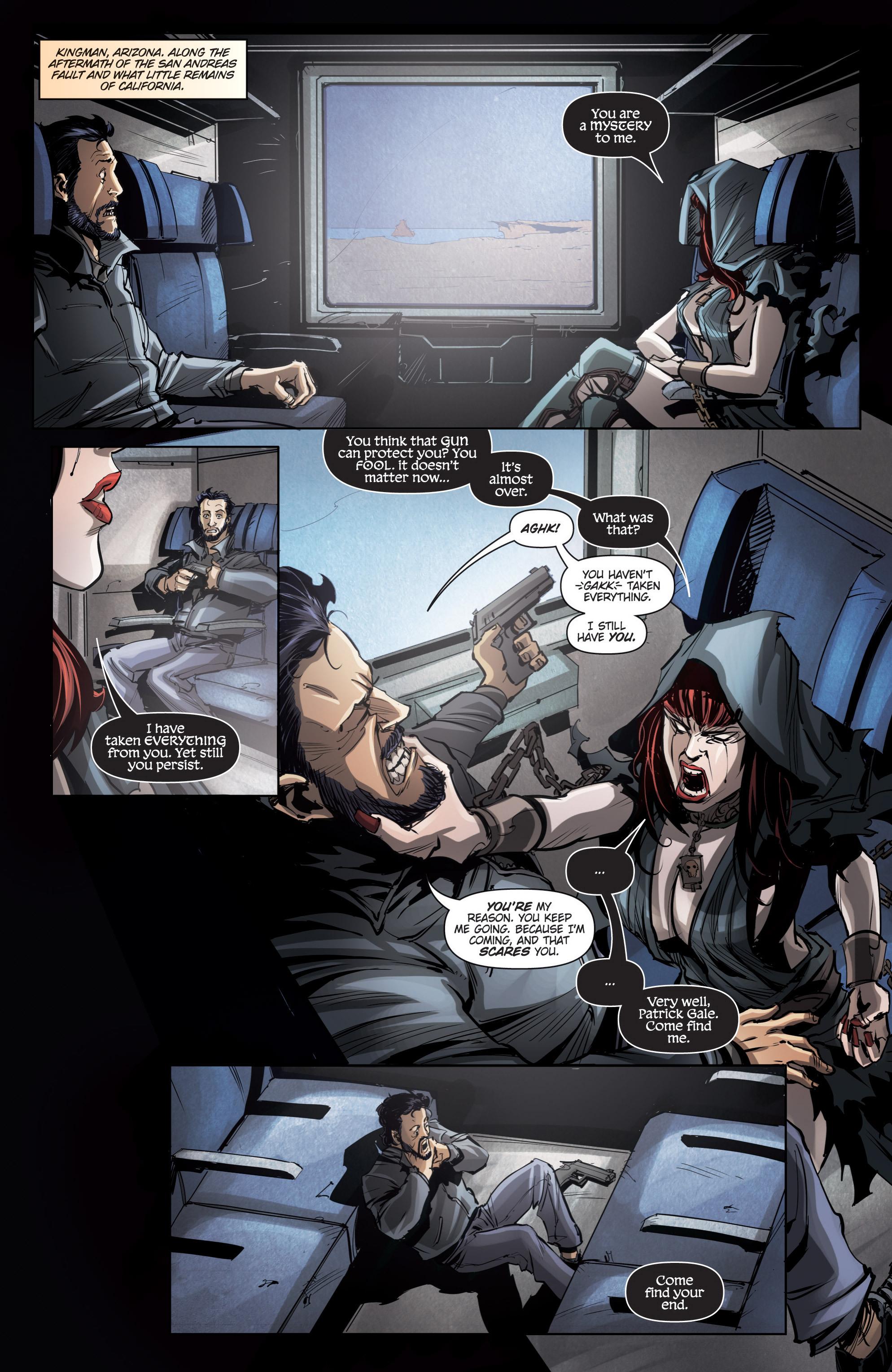 Read online Grimm Fairy Tales presents No Tomorrow comic -  Issue # TPB - 107
