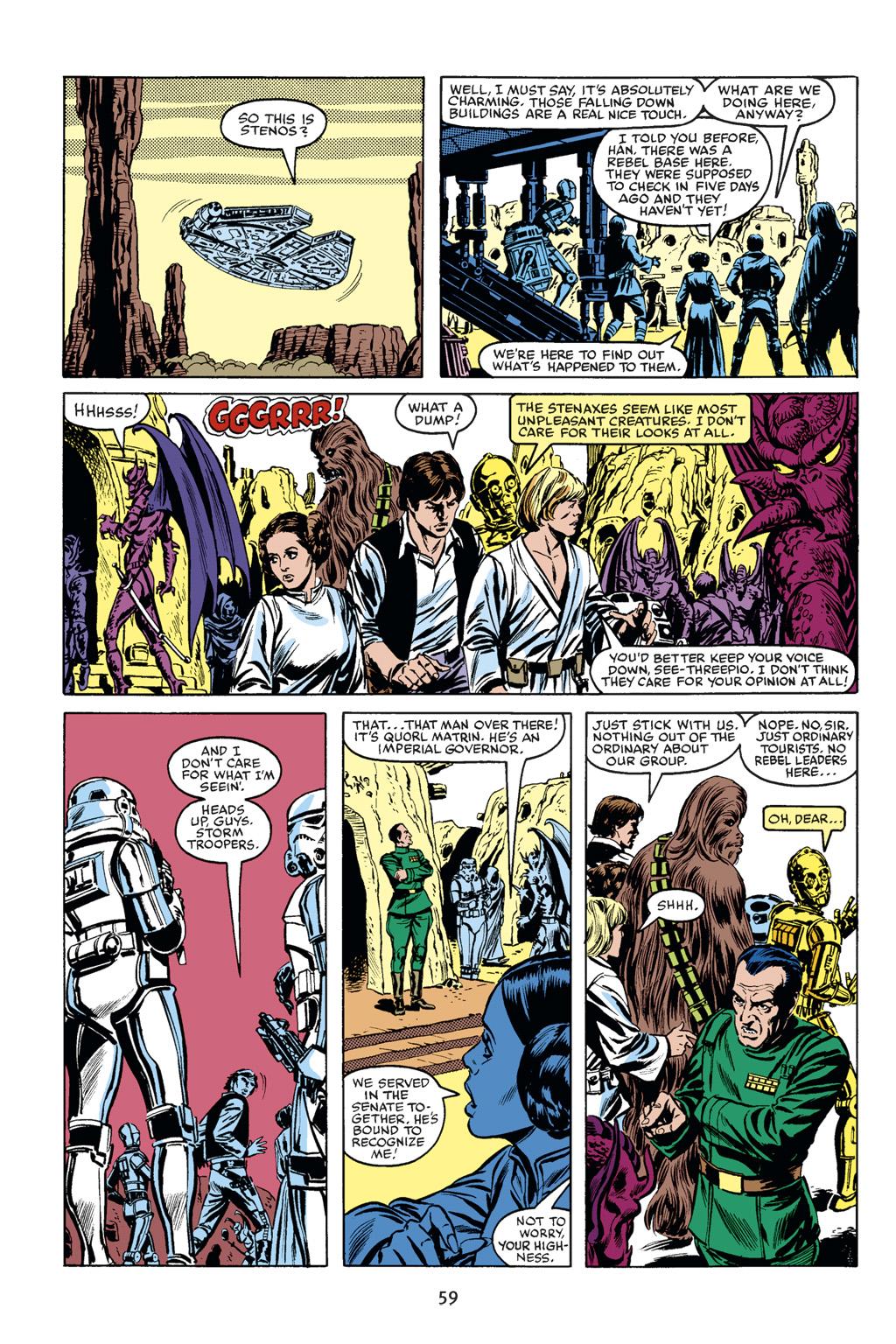 Read online Star Wars Omnibus comic -  Issue # Vol. 18 - 51
