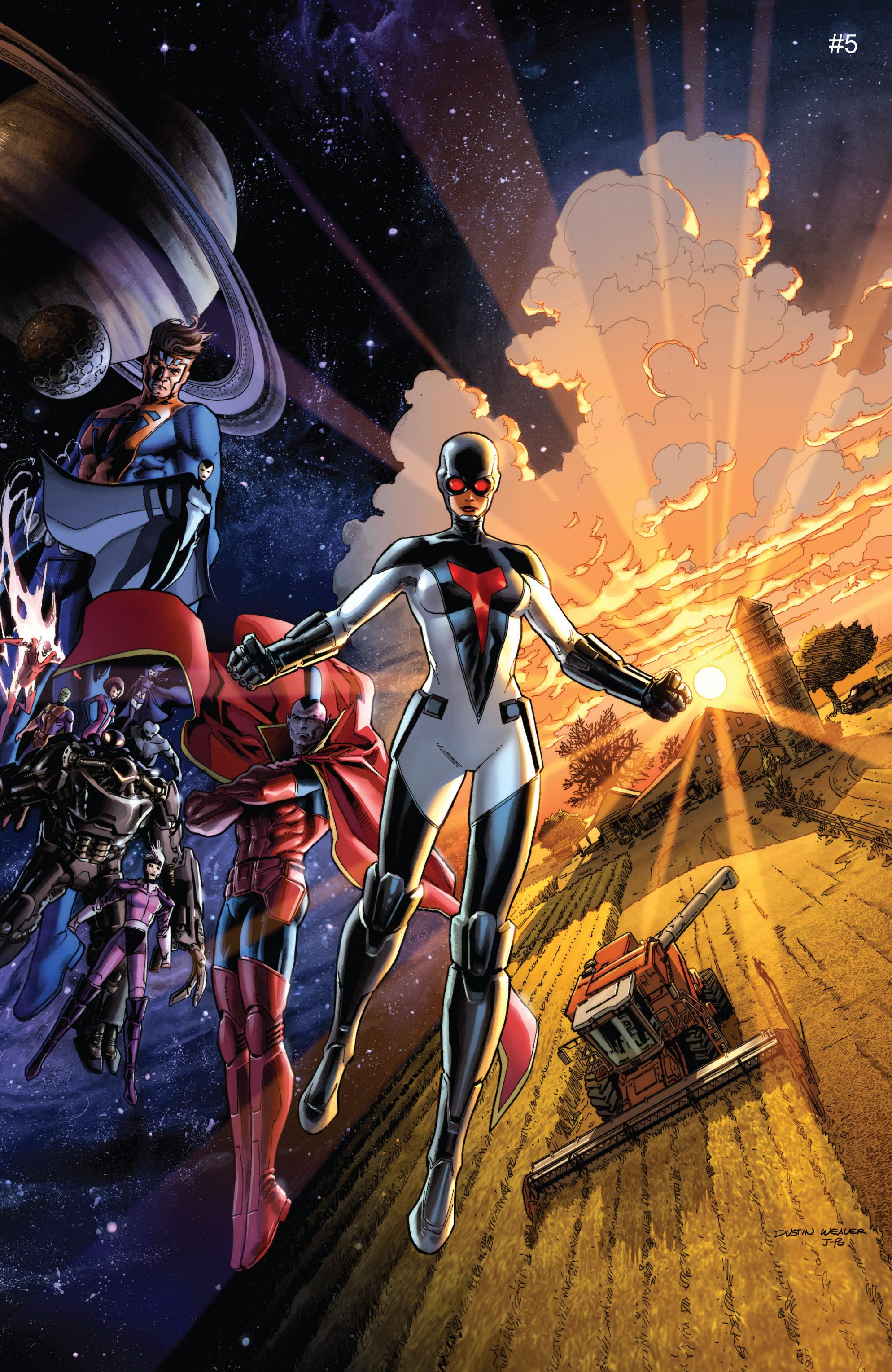 Read online Avengers (2013) comic -  Issue #Avengers (2013) _TPB 1 - 161