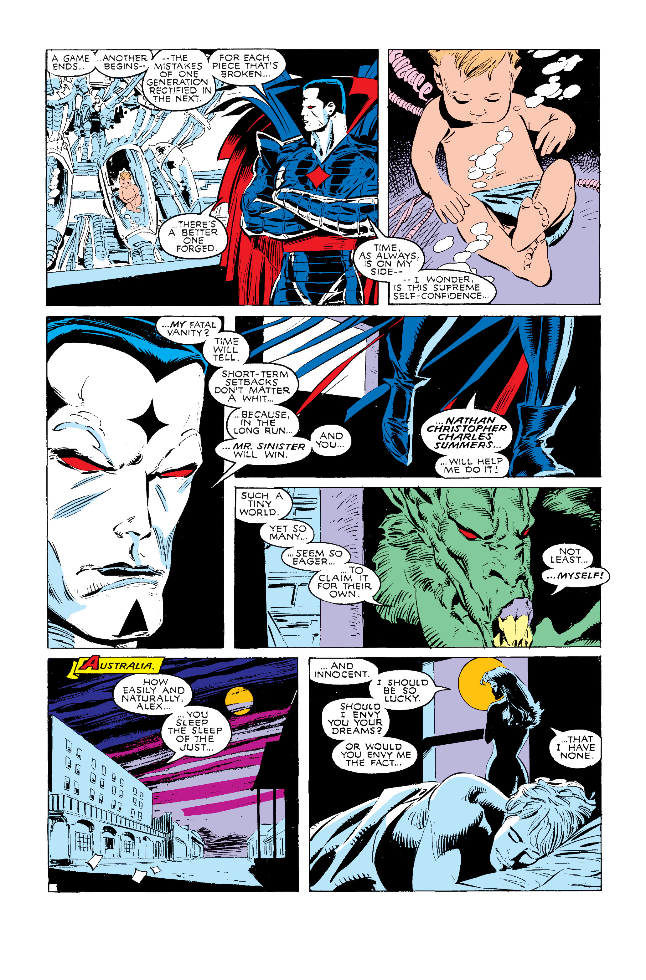 Read online Uncanny X-Men (1963) comic -  Issue #239 - 22