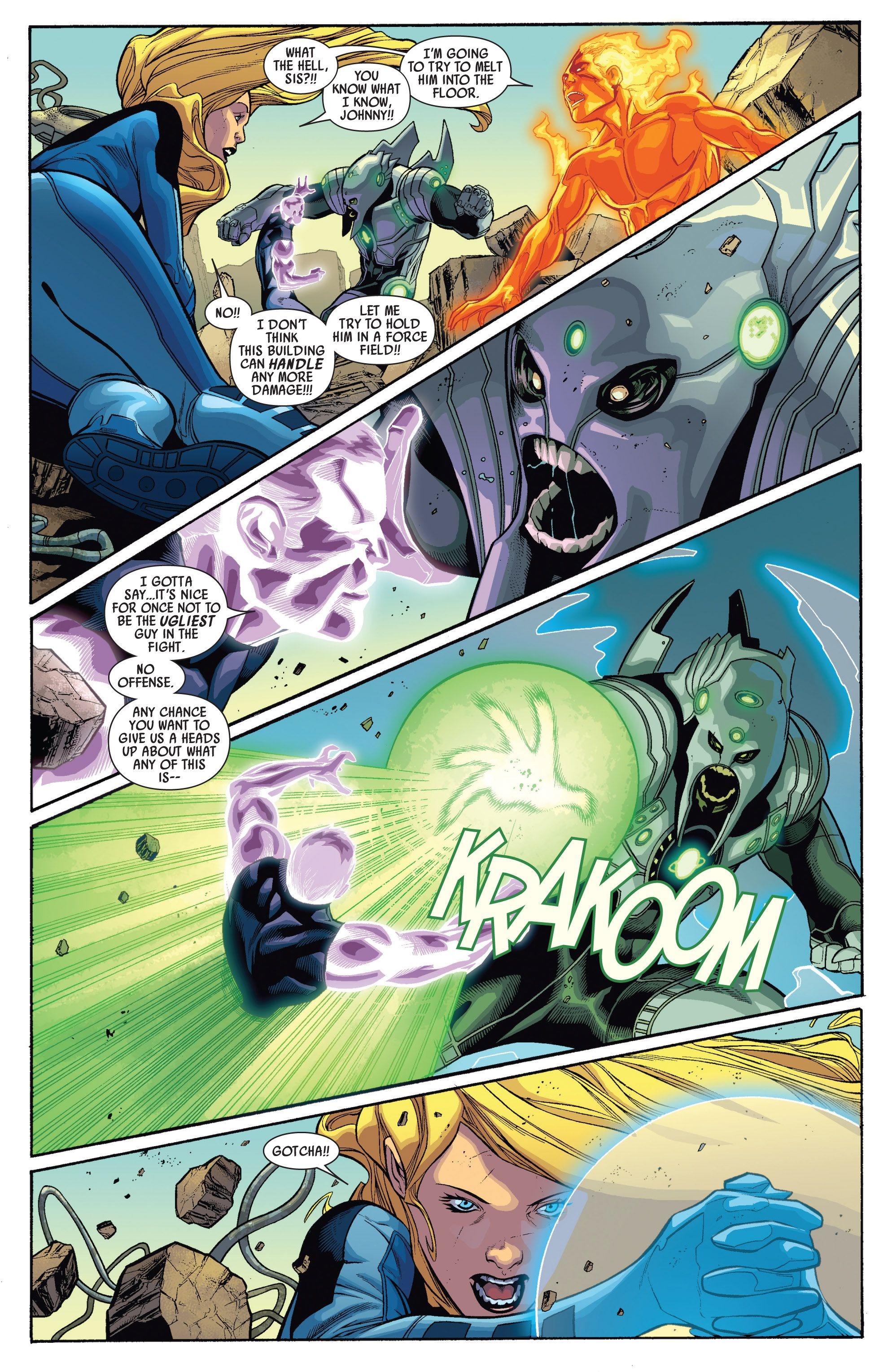 Read online Ultimate Comics Doomsday comic -  Issue # Full - 130