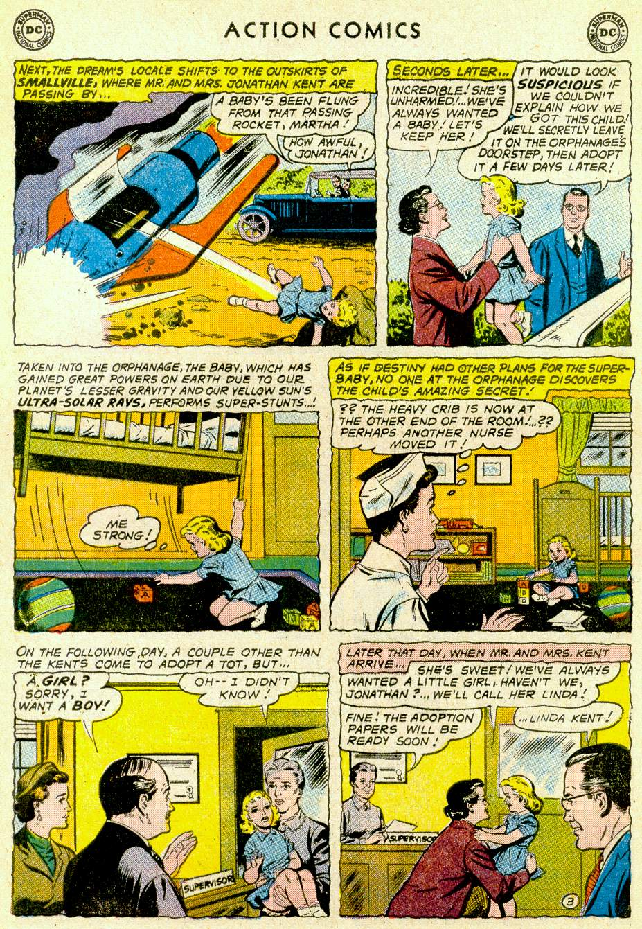 Action Comics (1938) 275 Page 20