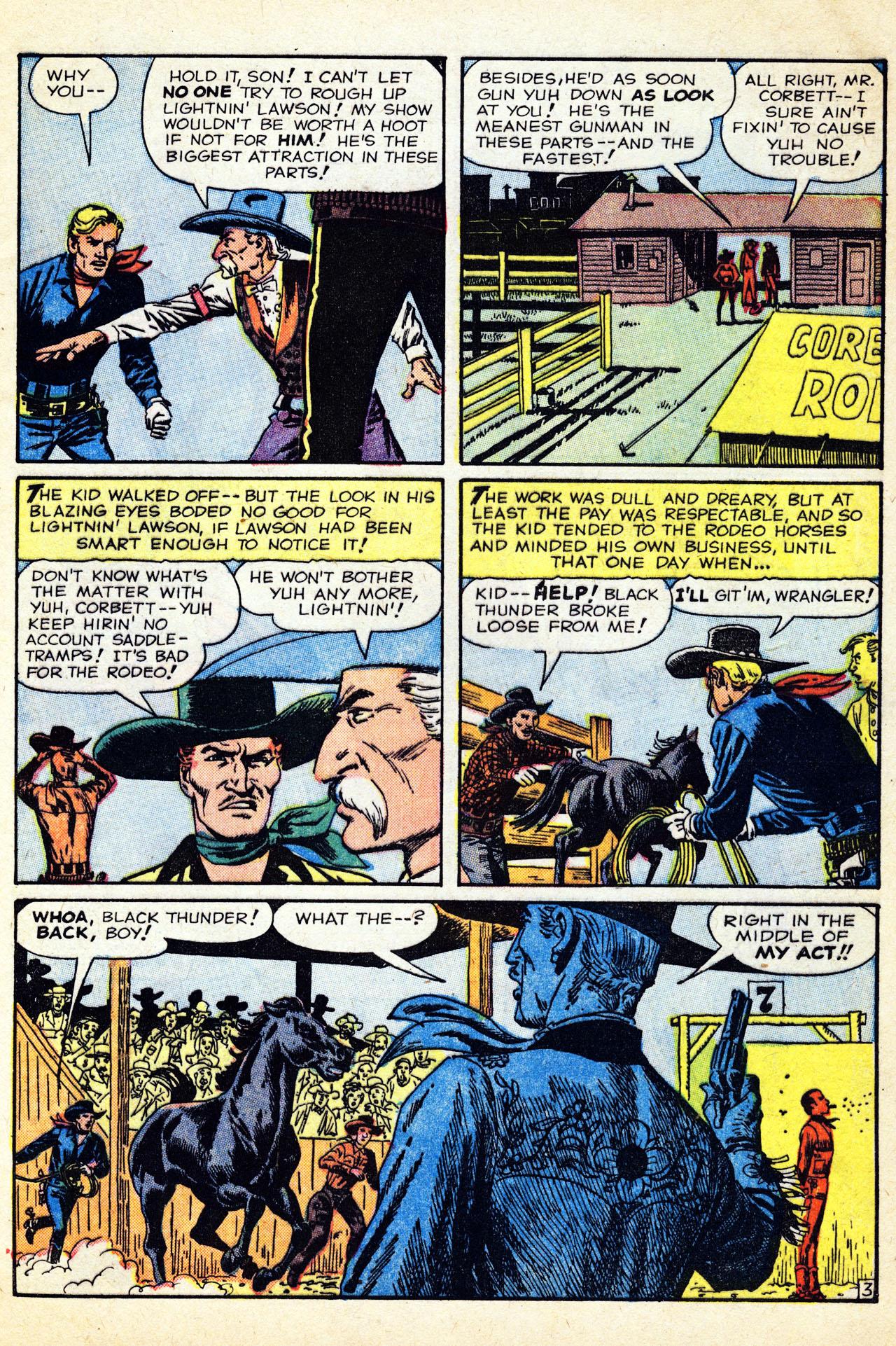 Read online Two-Gun Kid comic -  Issue #52 - 5