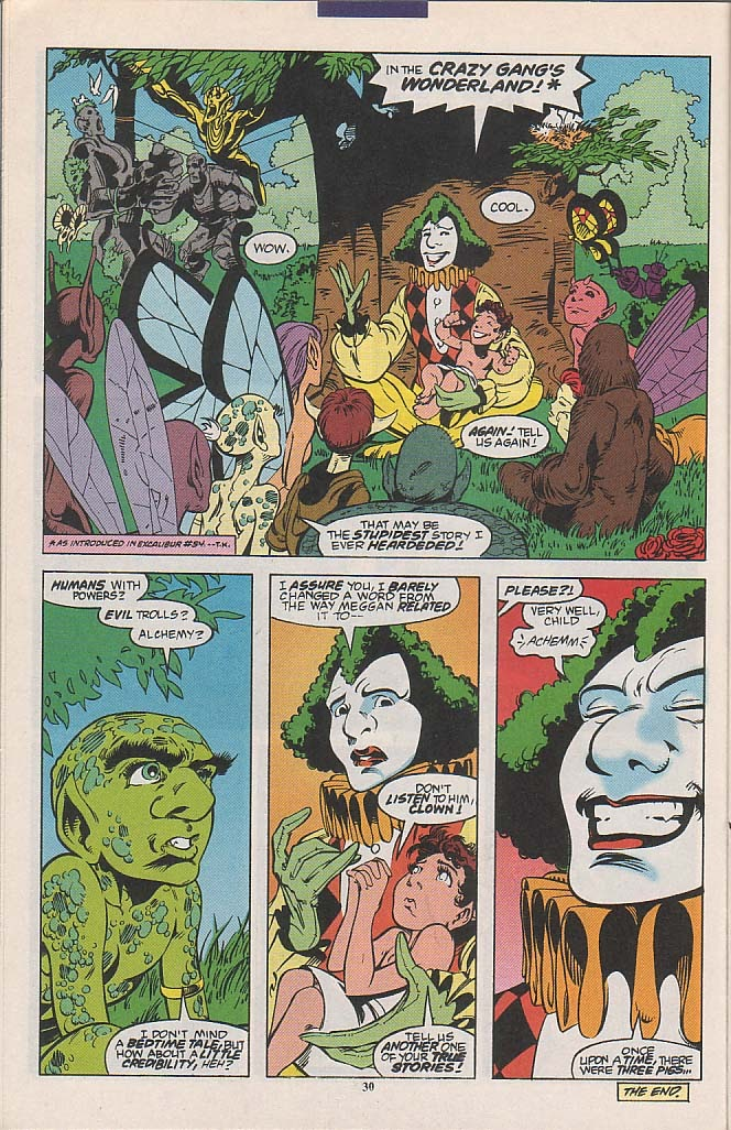 Excalibur (1988) issue 58 - Page 23