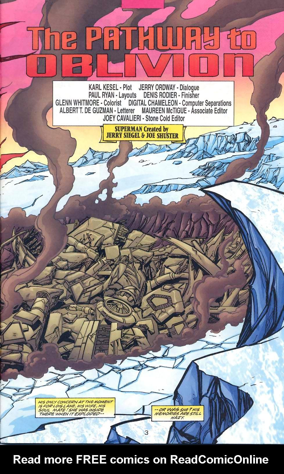 Read online Adventures of Superman (1987) comic -  Issue #567 - 5