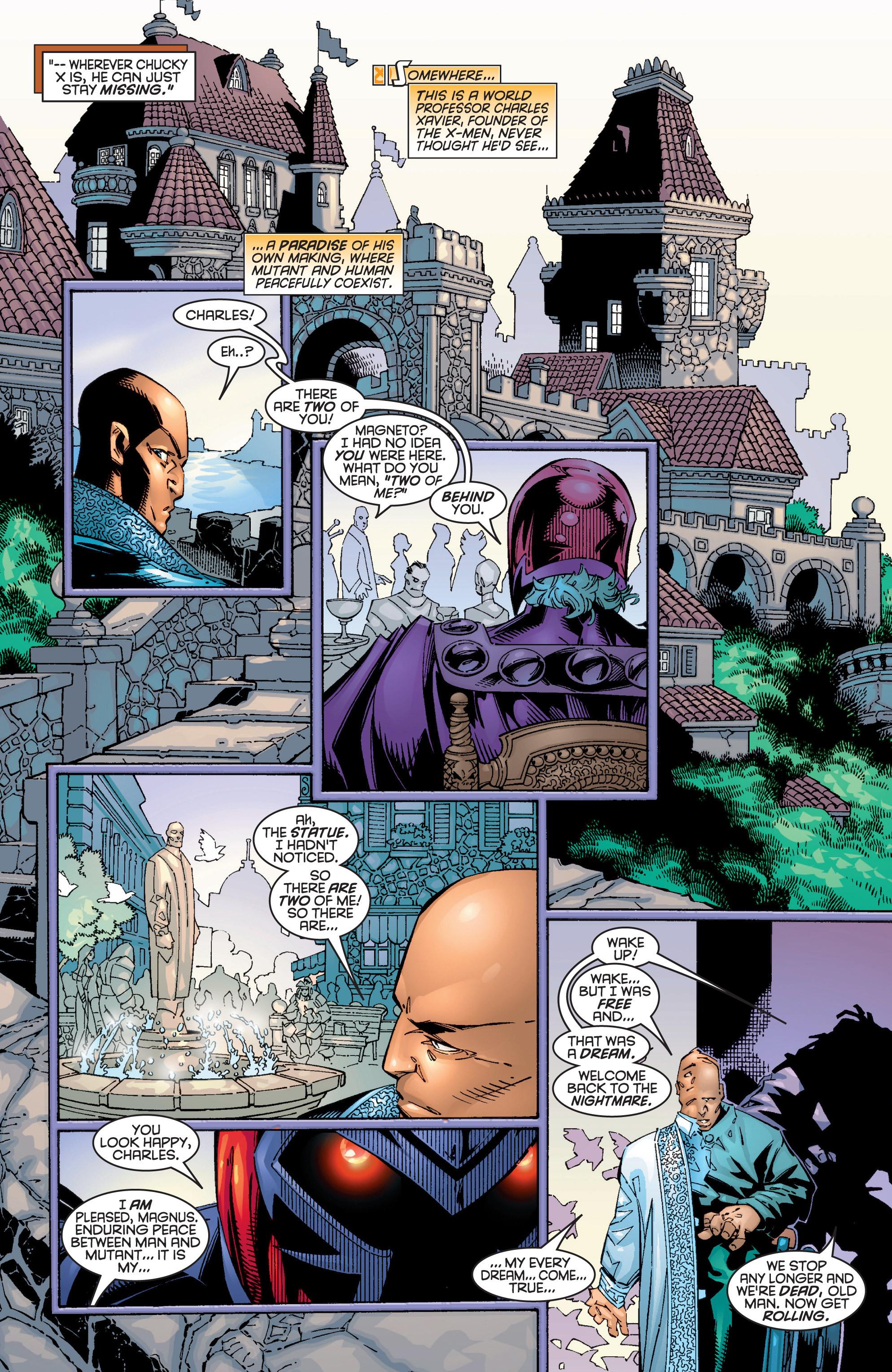 Read online Uncanny X-Men (1963) comic -  Issue #362 - 6