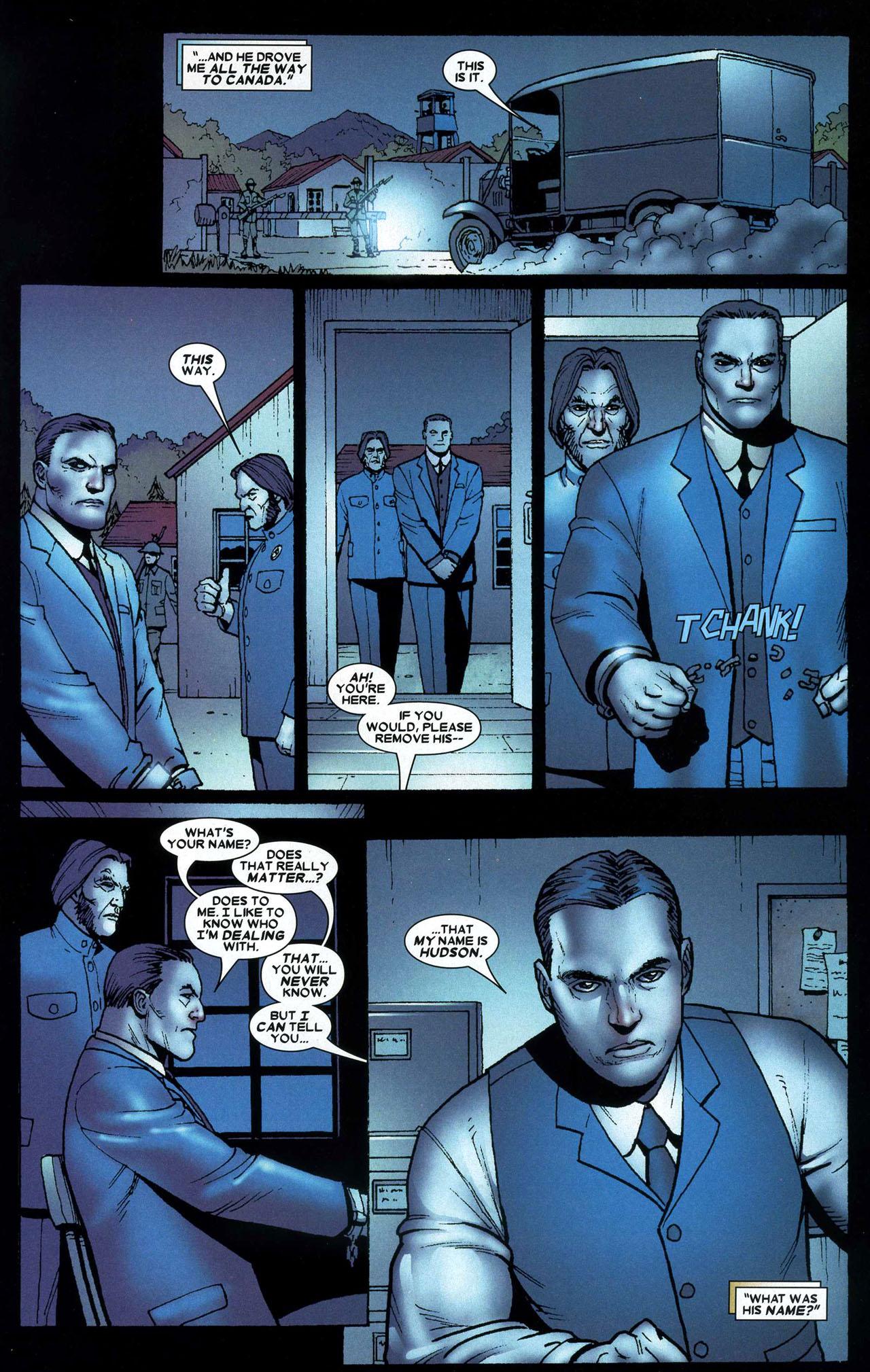 Read online Wolverine: Origins comic -  Issue #14 - 22