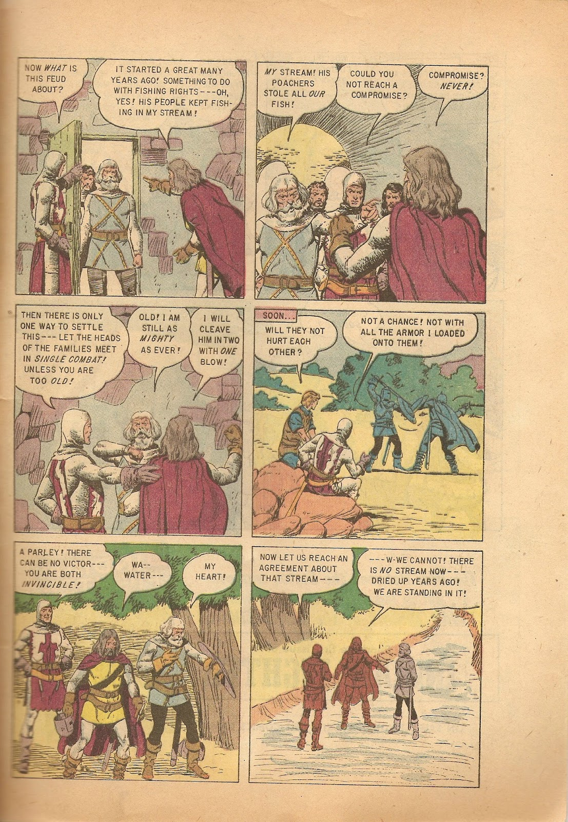 Four Color Comics issue 775 - Page 33