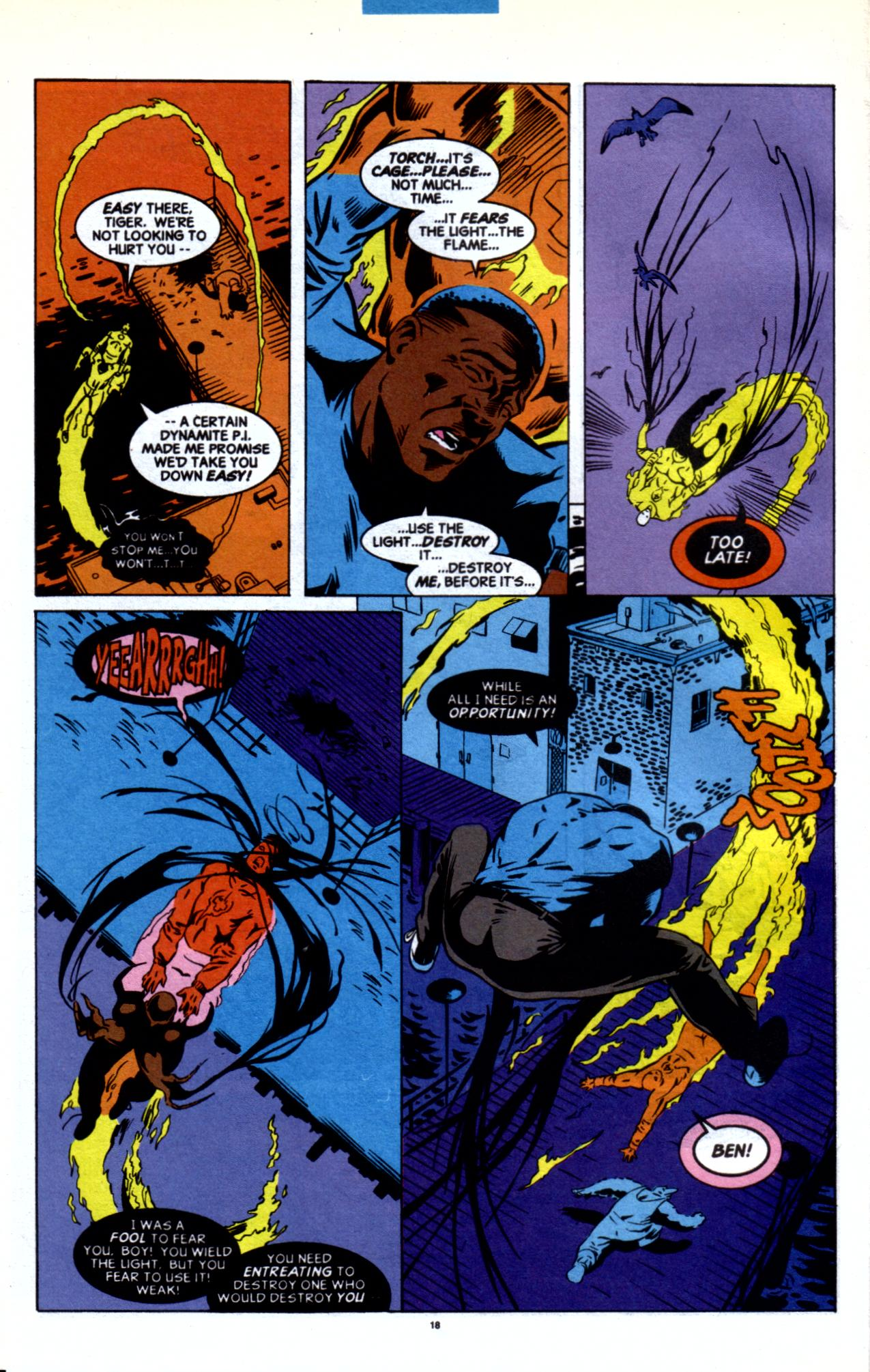 Cage (1992) issue 20 - Page 14
