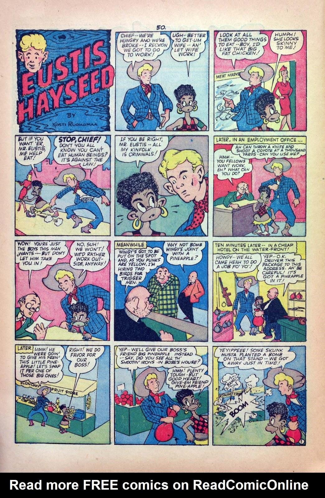 Read online Joker Comics comic -  Issue #2 - 52