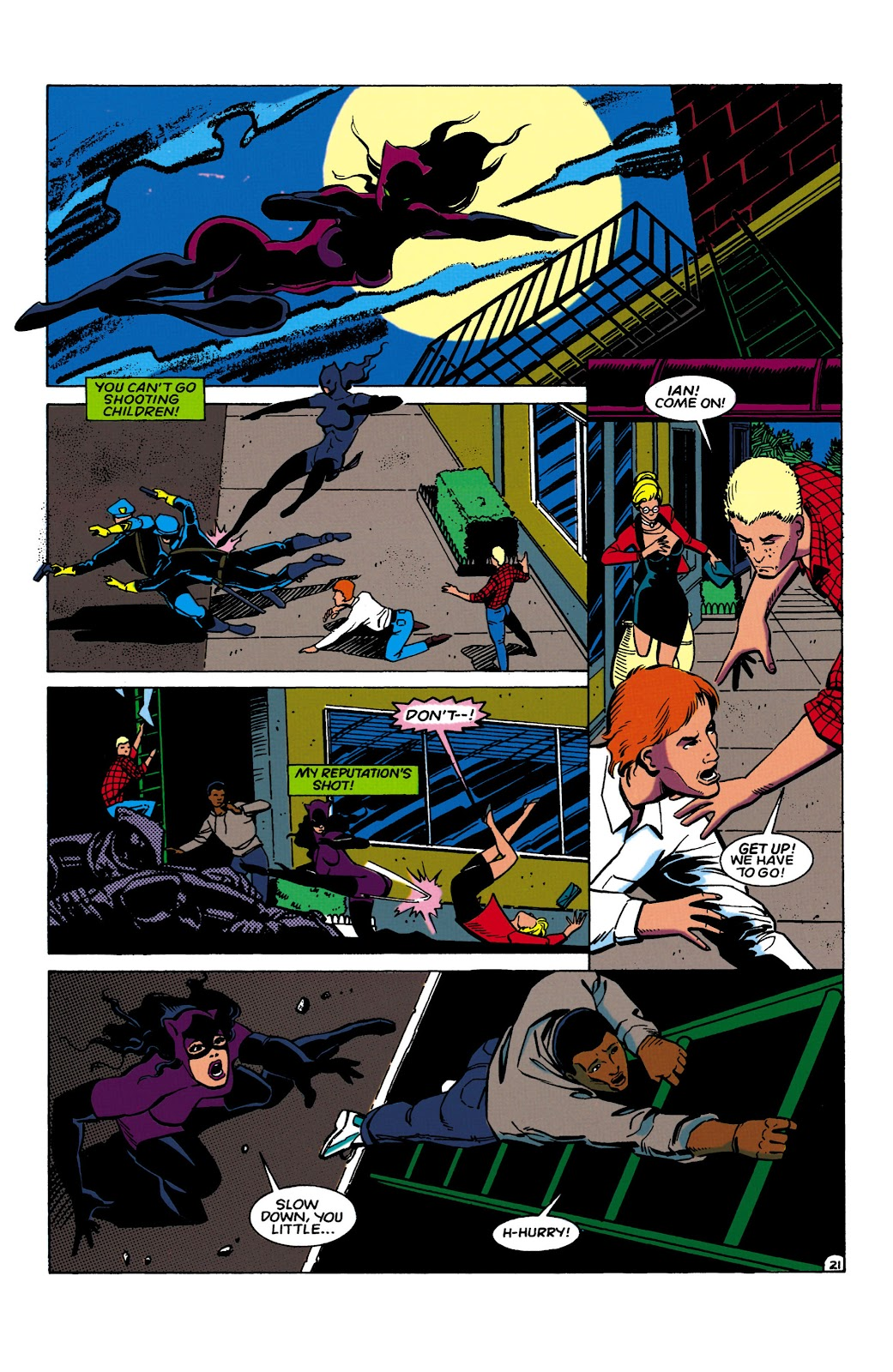 Catwoman (1993) Issue #8 #13 - English 21