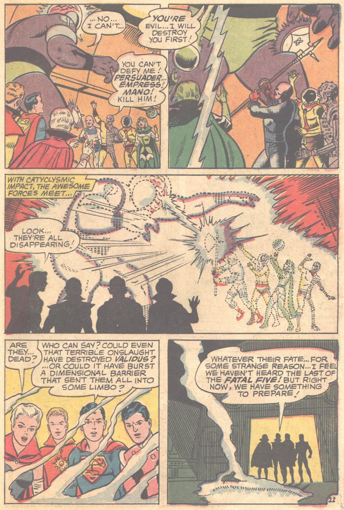 Read online Adventure Comics (1938) comic -  Issue #353 - 31