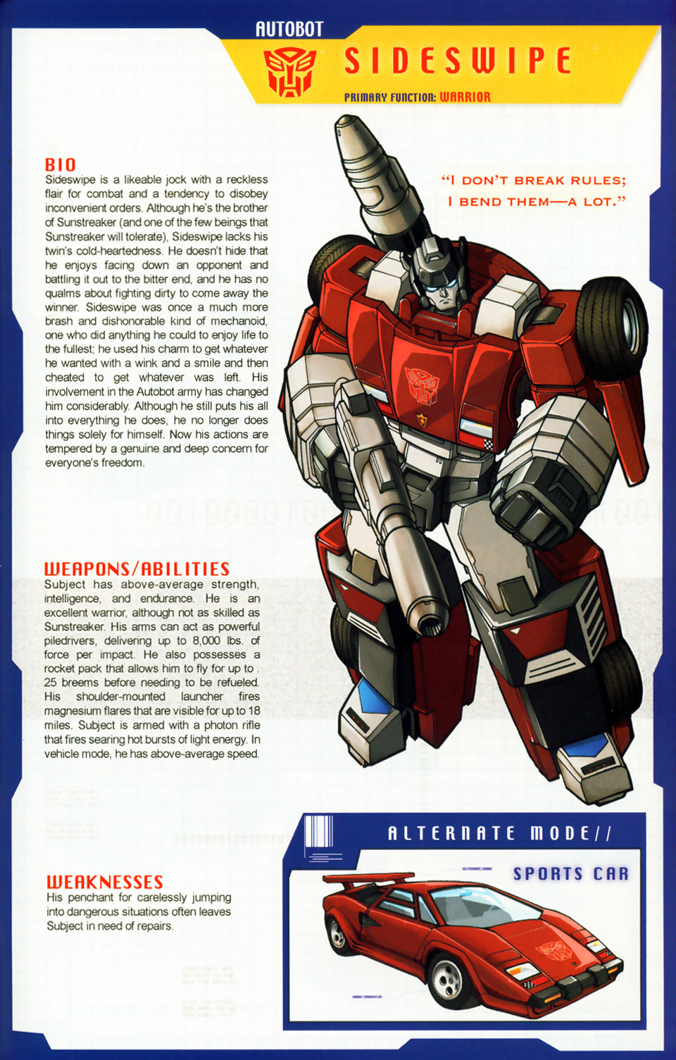 Read online Transformers: More than Meets the Eye comic -  Issue #5 - 64