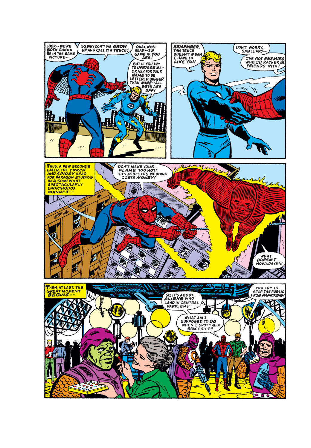 The Amazing Spider-Man (1963) _Annual_4 Page 11