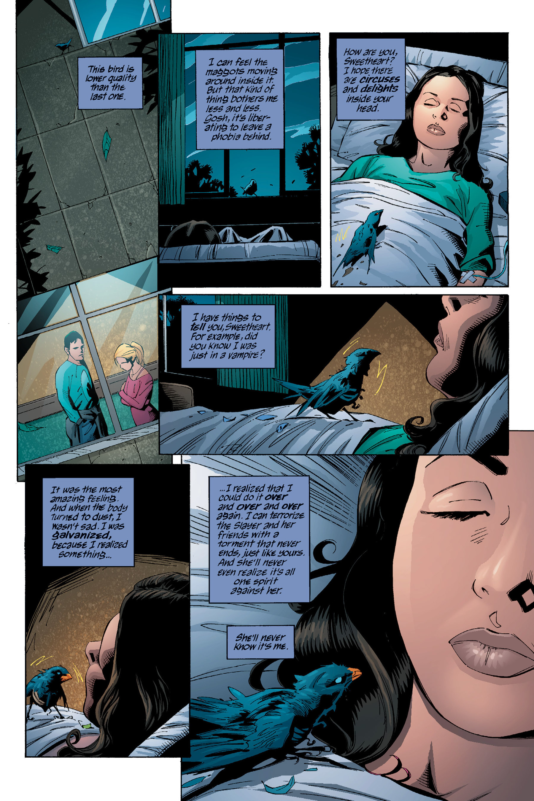 Read online Buffy the Vampire Slayer: Omnibus comic -  Issue # TPB 5 - 37