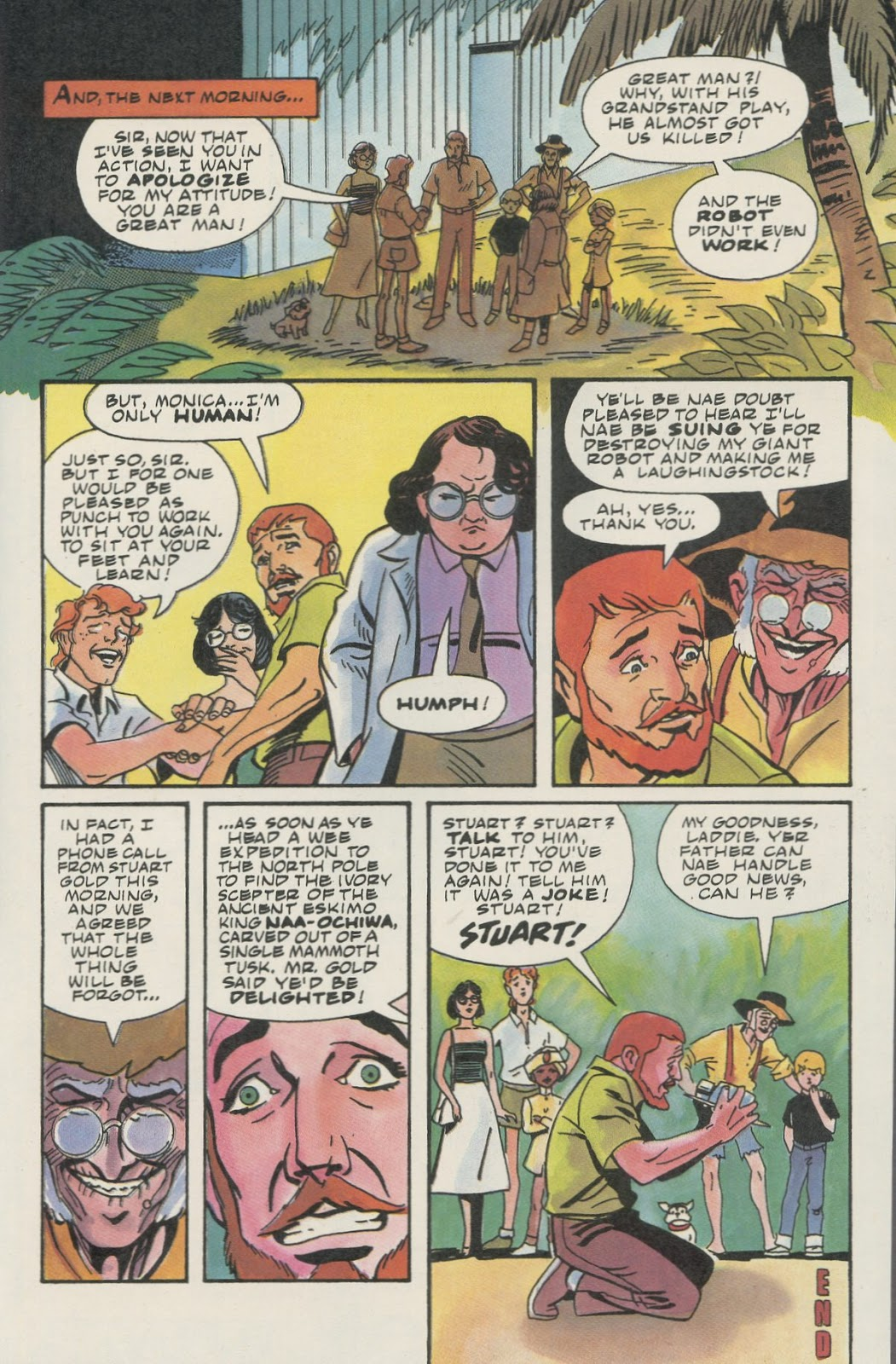Jonny Quest (1986) issue 17 - Page 29