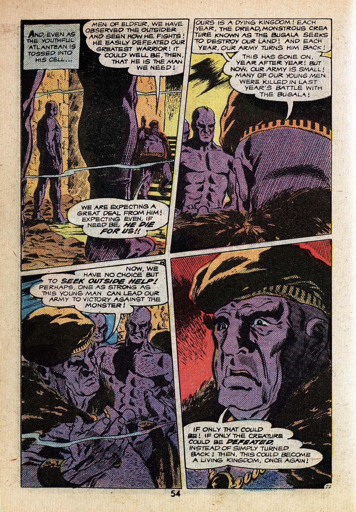 Read online Adventure Comics (1938) comic -  Issue #494 - 54