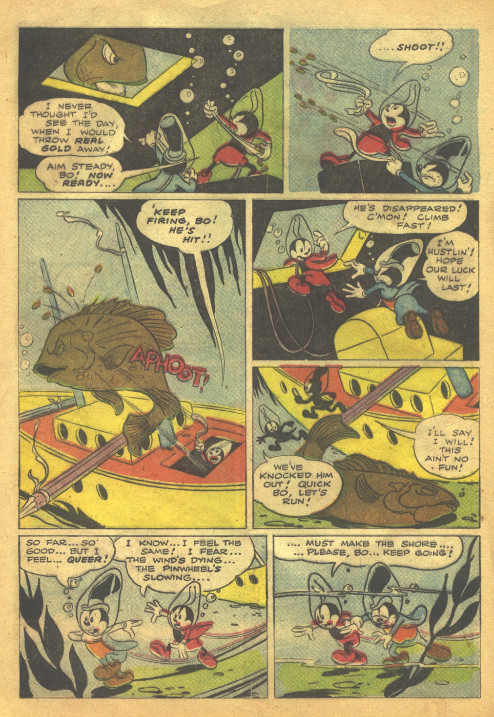 Walt Disney's Comics and Stories issue 62 - Page 18