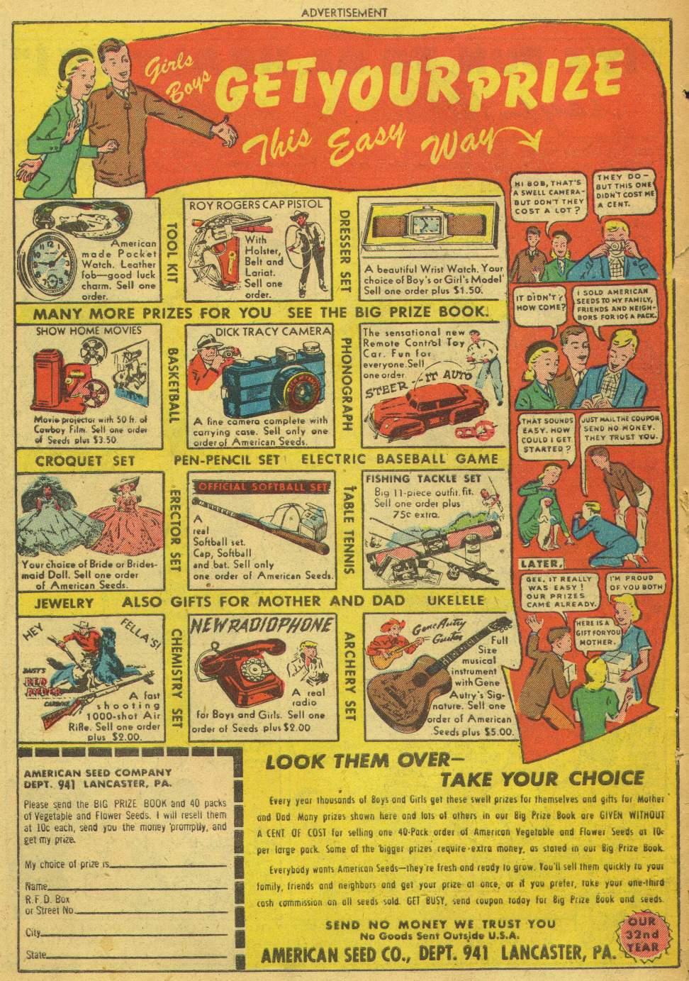 Read online Adventure Comics (1938) comic -  Issue #150 - 50