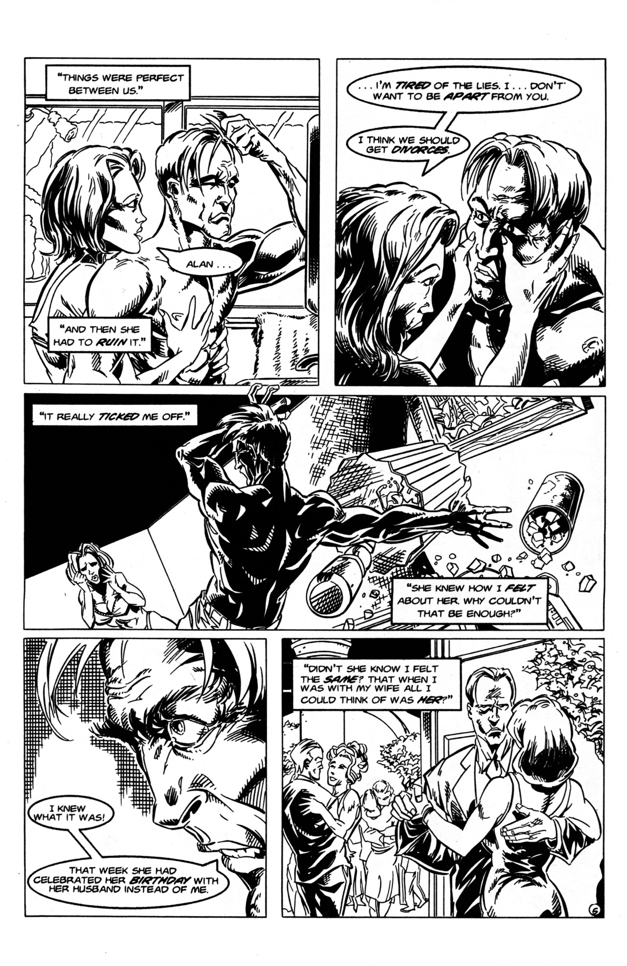 Read online Dr. Weird (1997) comic -  Issue #2 - 7