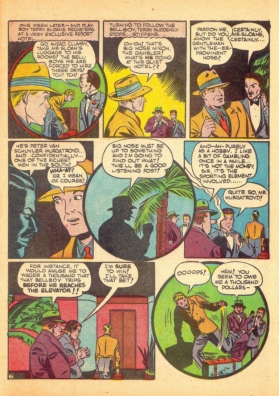 Read online Sensation (Mystery) Comics comic -  Issue #25 - 43