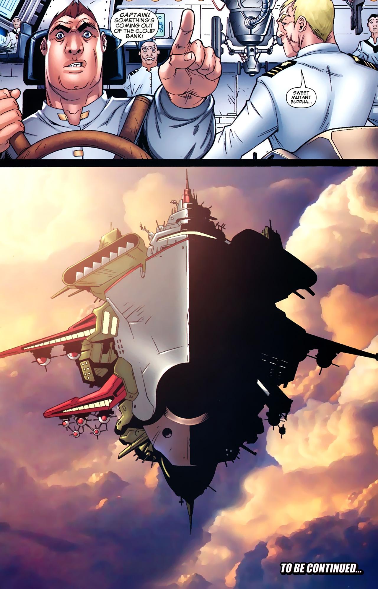 Read online Astonishing Tales (2009) comic -  Issue #2 - 18