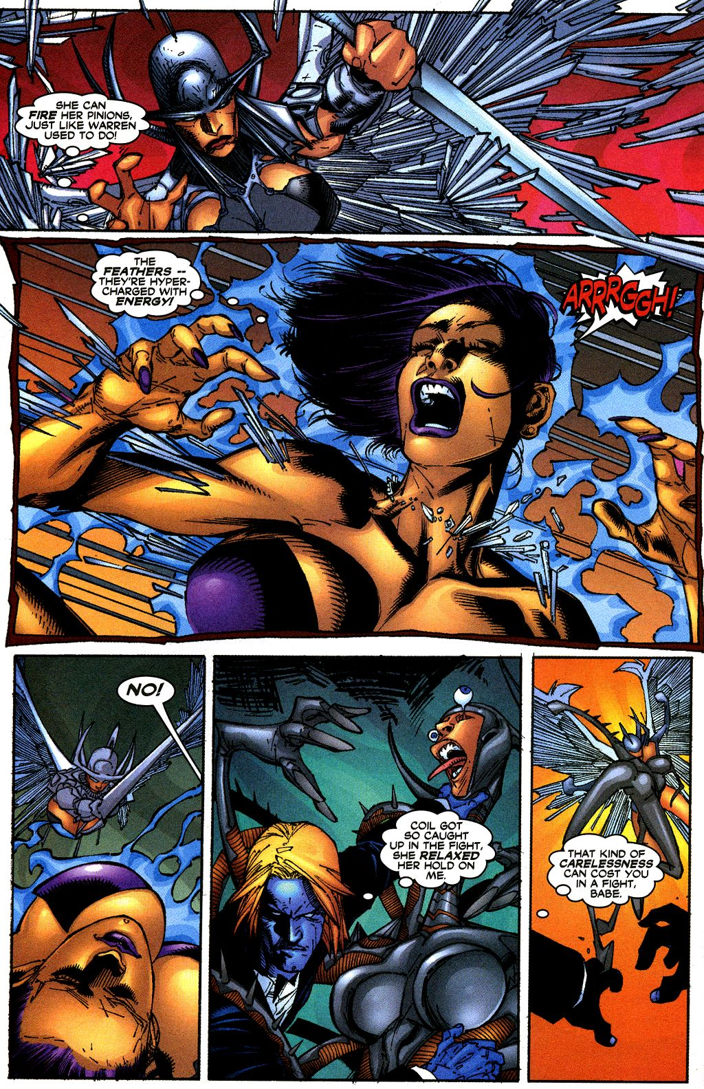 X-Men (1991) 105 Page 8