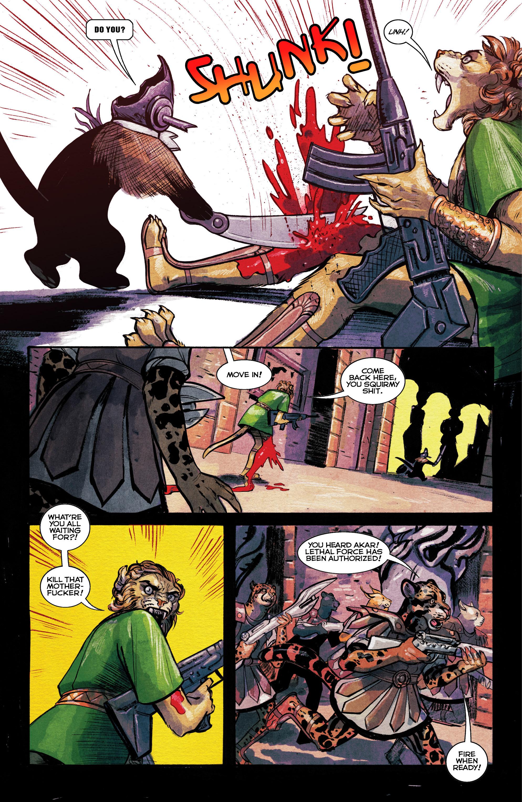 Read online Shutter comic -  Issue #16 - 17