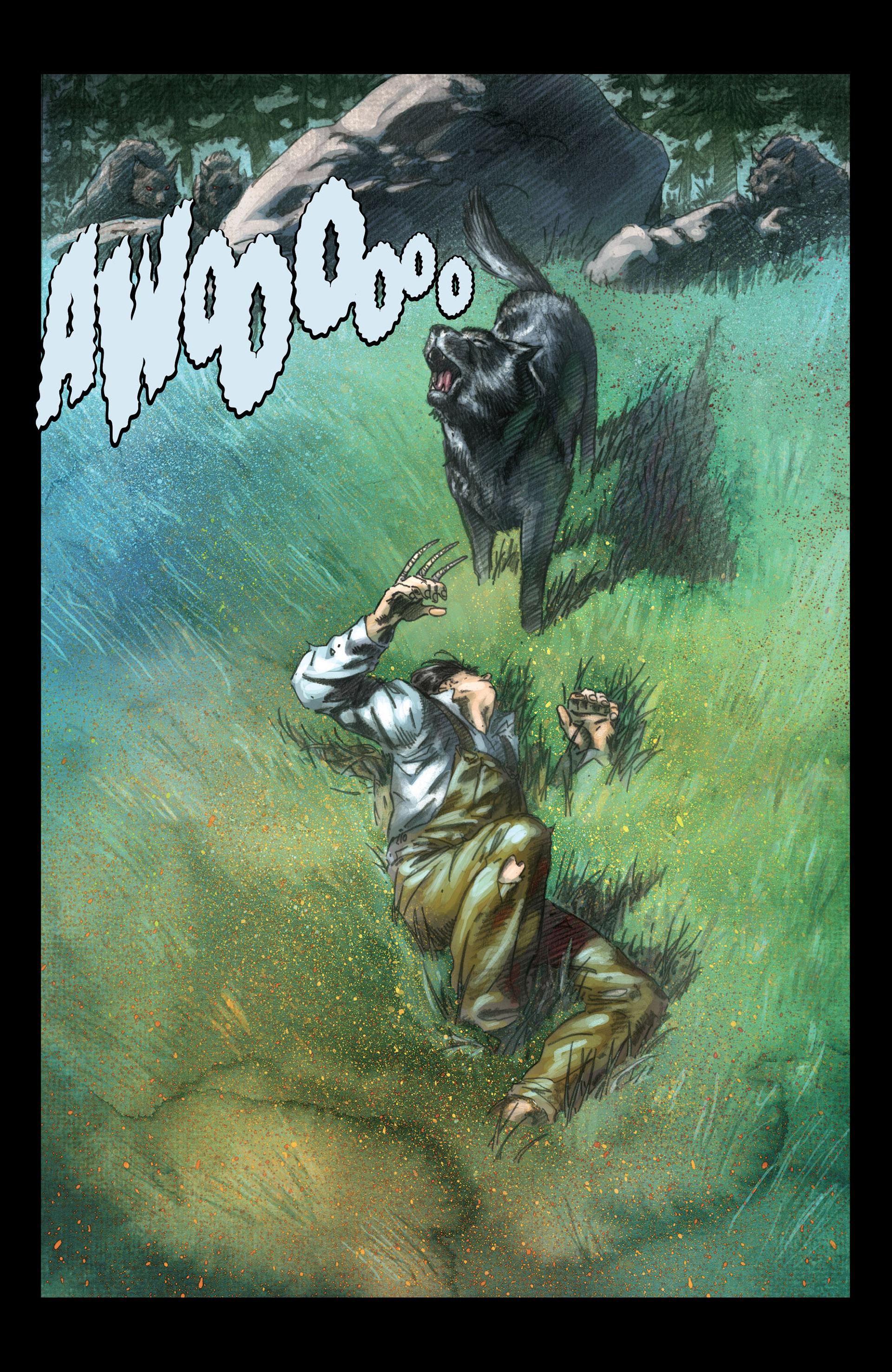 Read online Wolverine: The Origin comic -  Issue #4 - 28