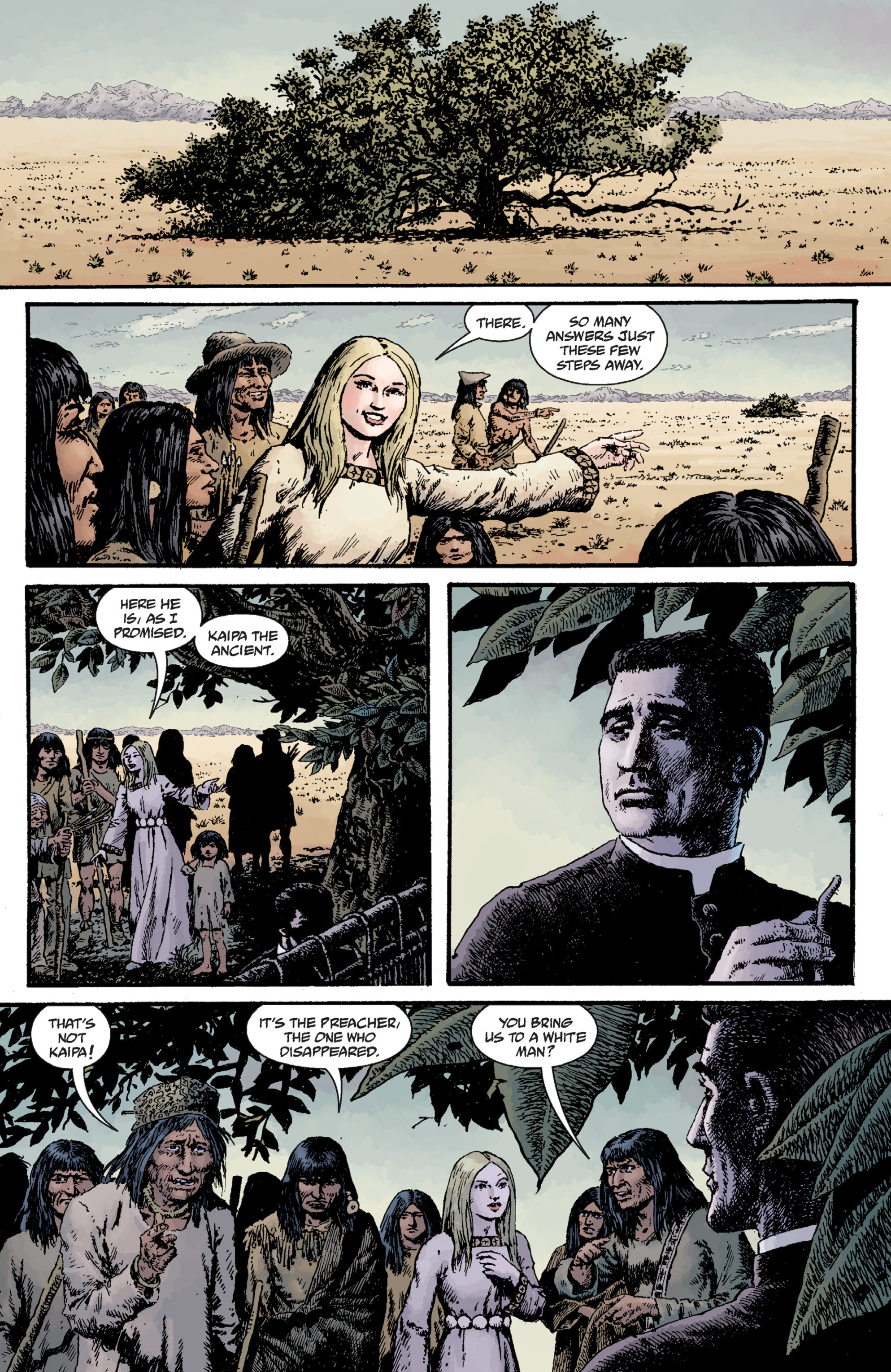 Read online Sir Edward Grey, Witchfinder: Lost and Gone Forever comic -  Issue # TPB - 63