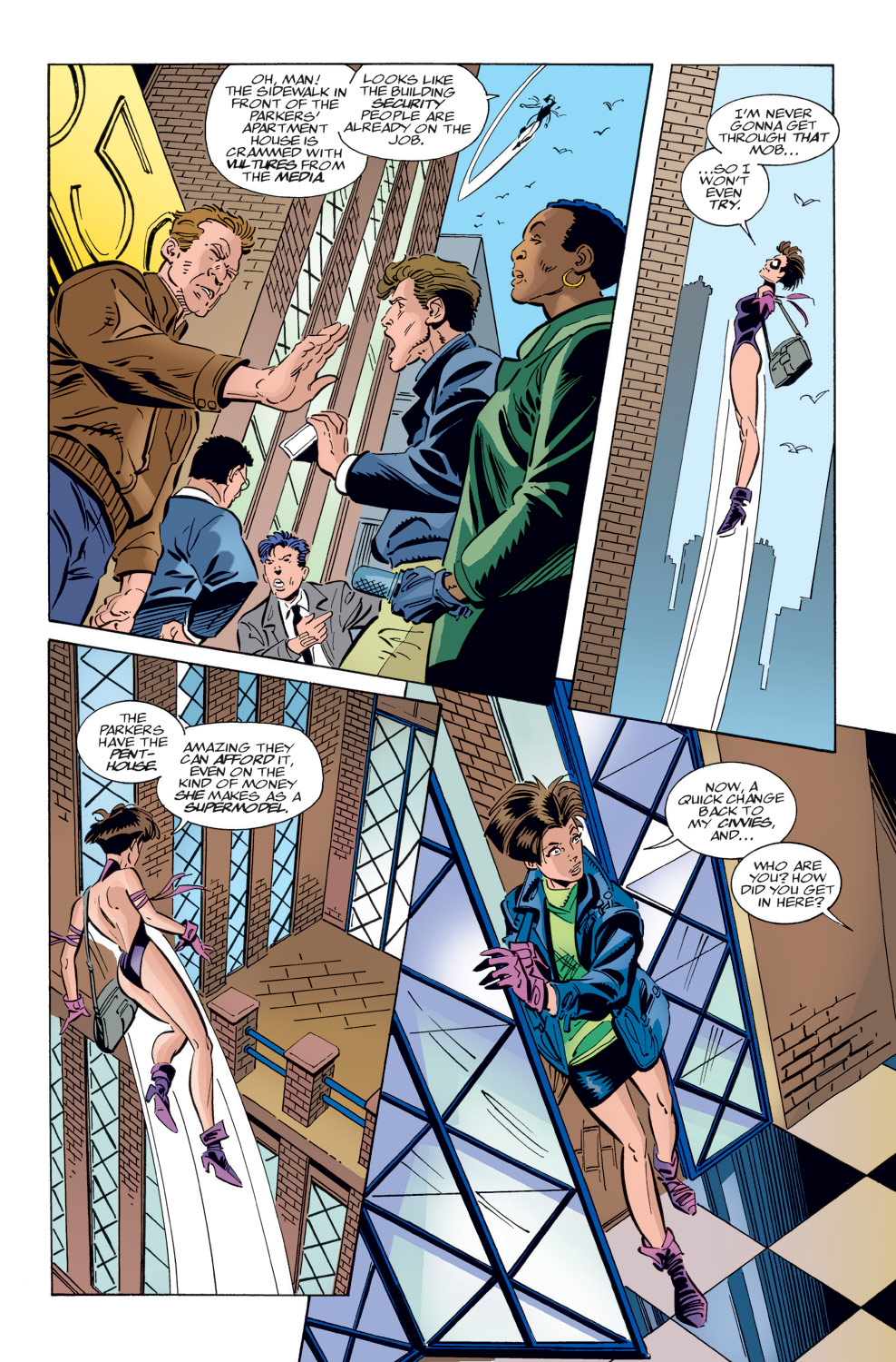 The Amazing Spider-Man (1999) 14 Page 4